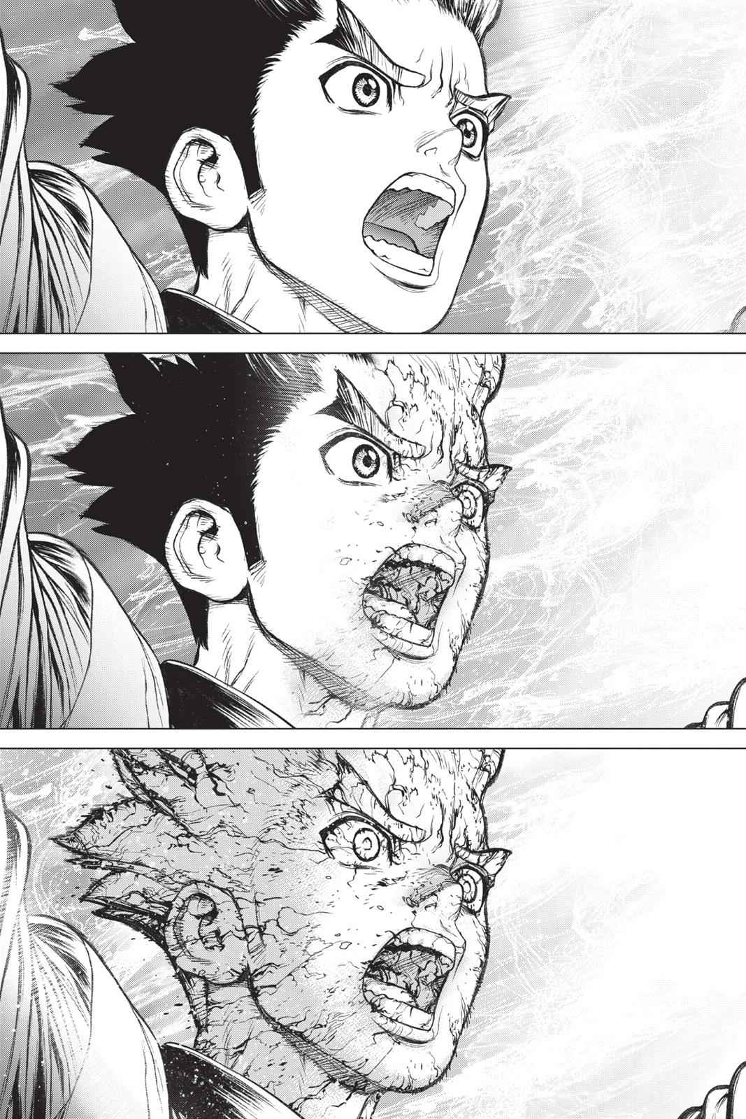 Dr. Stone Chapter 1 Page 17