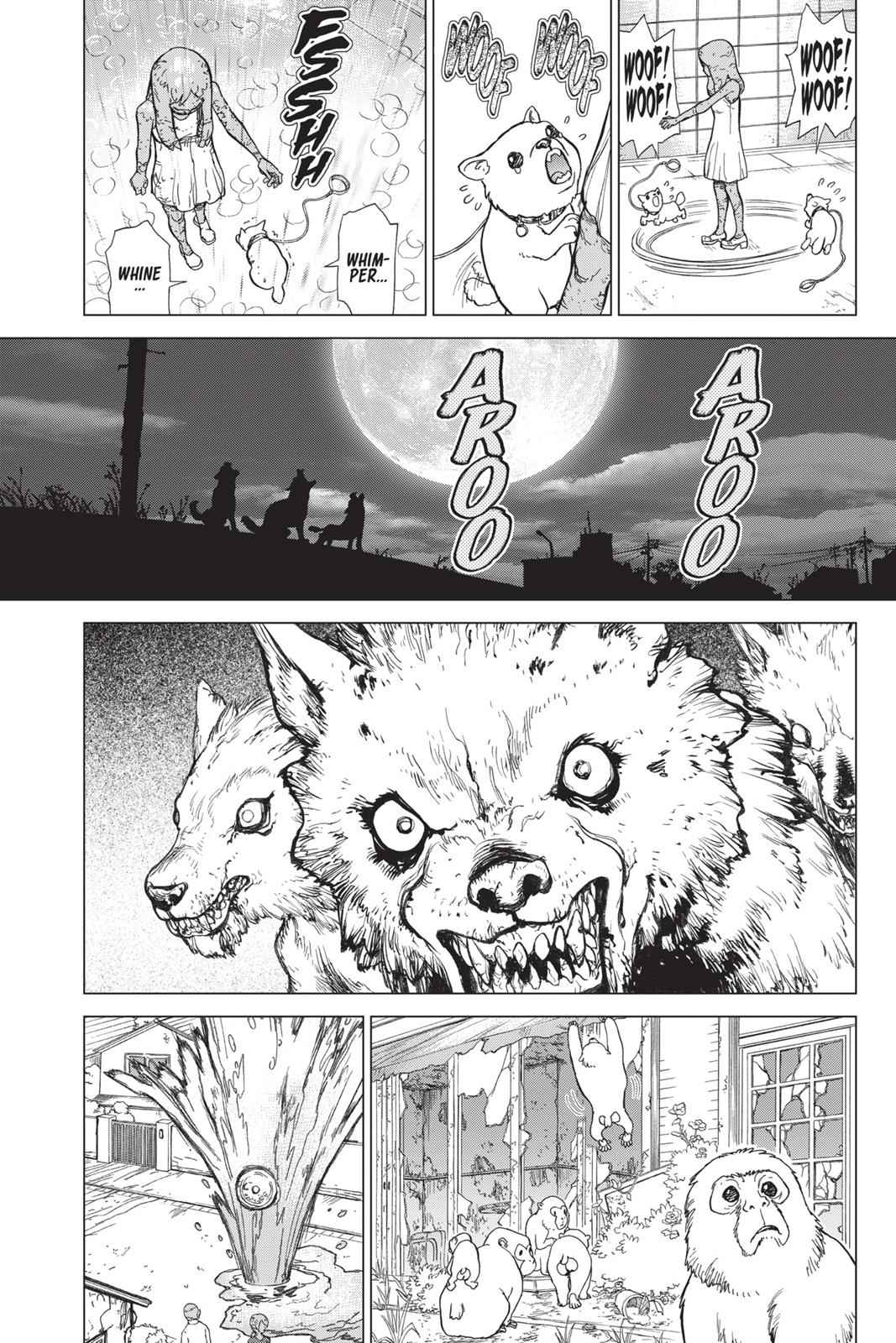 Dr. Stone Chapter 1 Page 28