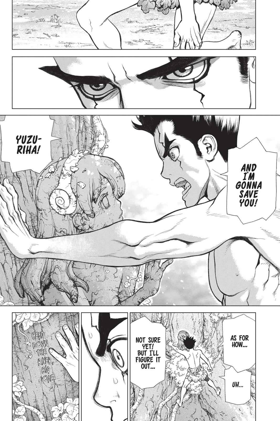 Dr. Stone Chapter 1 Page 42