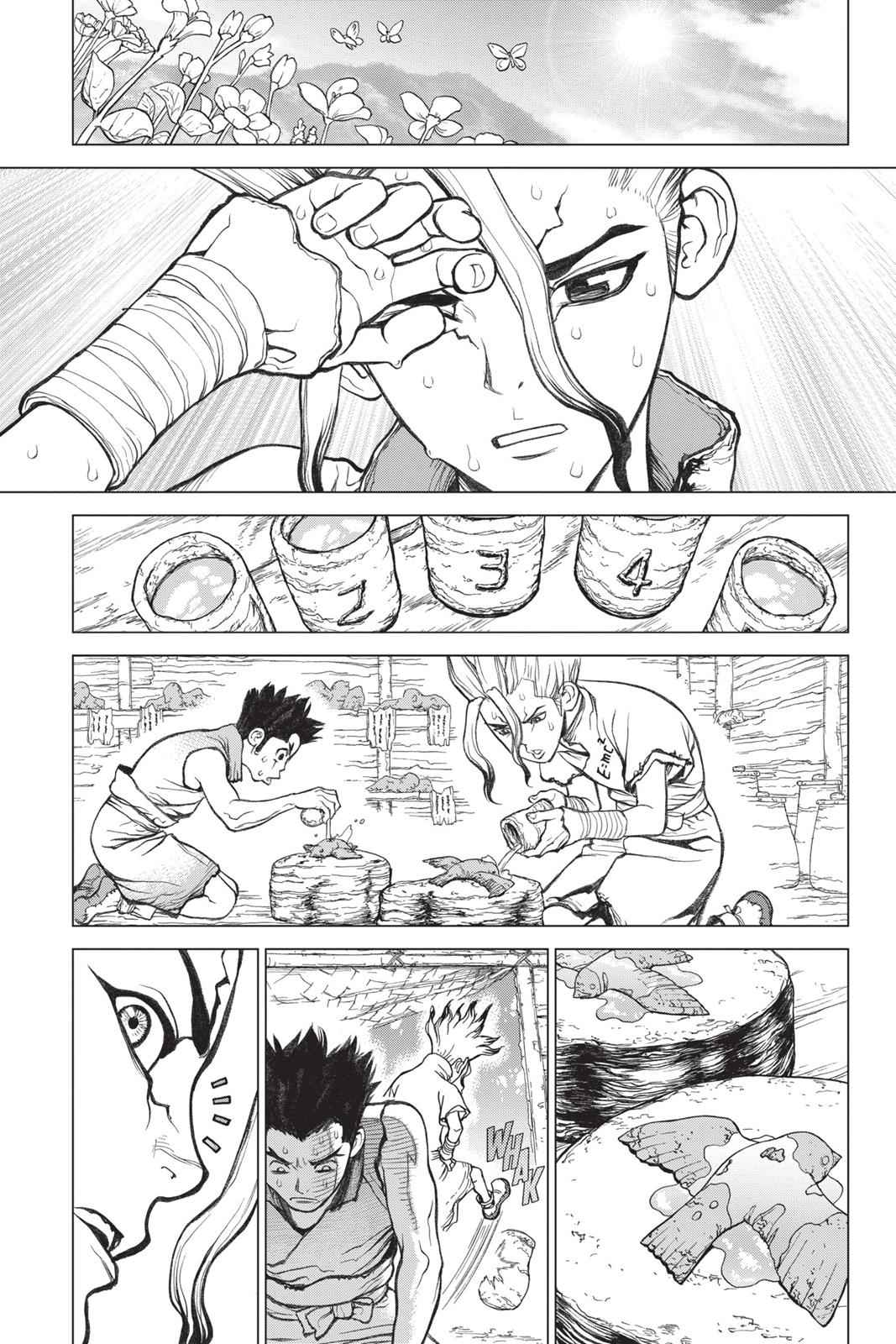 Dr. Stone Chapter 2 Page 19