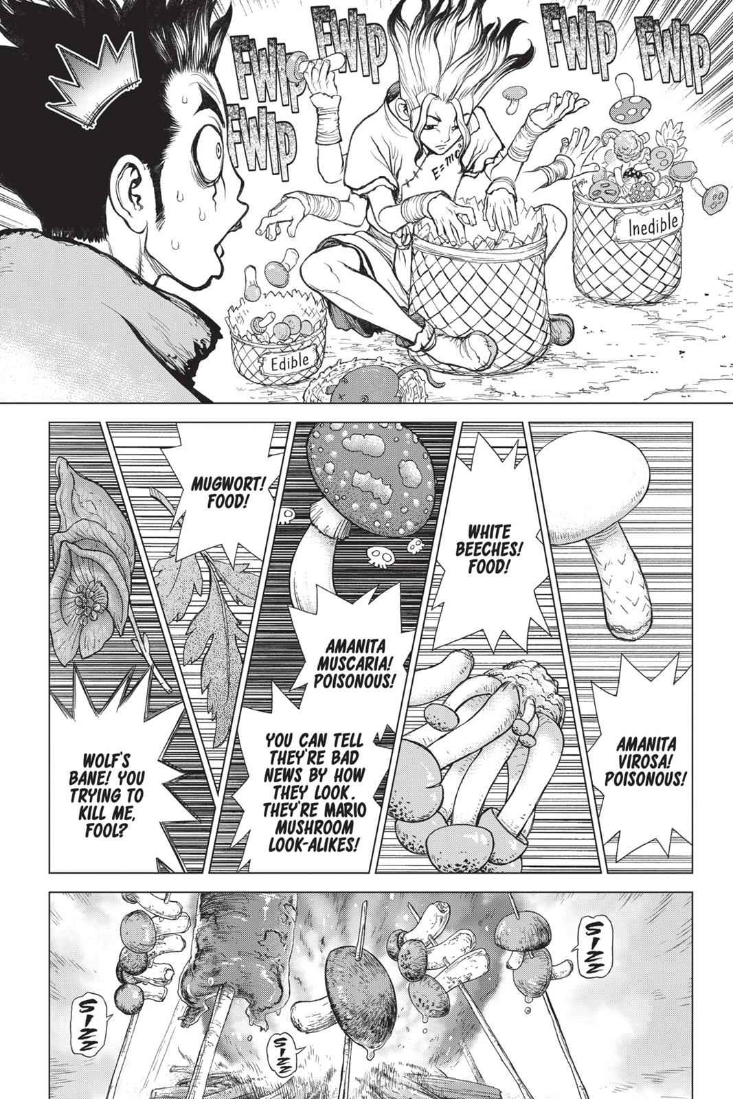 Dr. Stone Chapter 2 Page 3