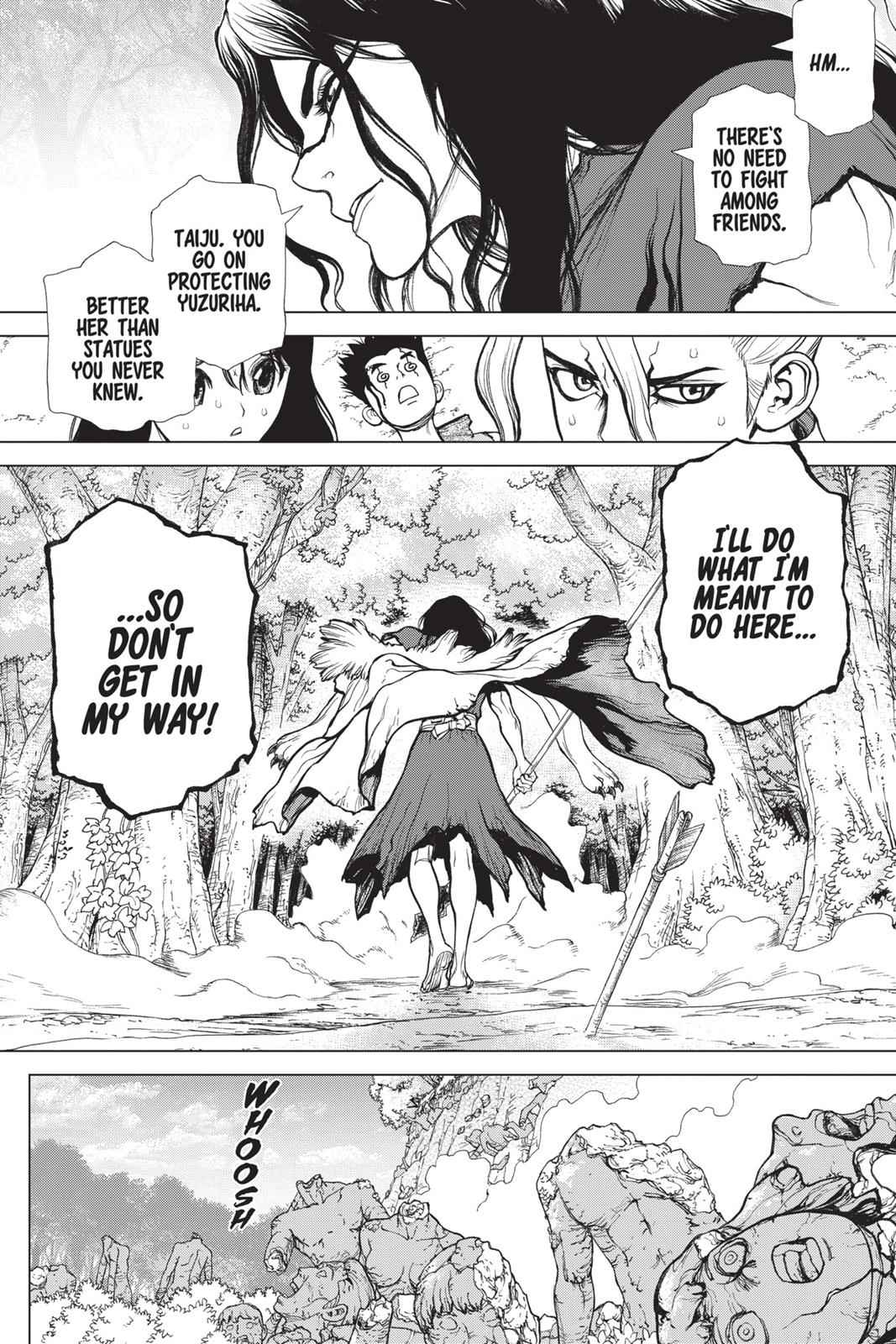 Dr. Stone Chapter 6 Page 14