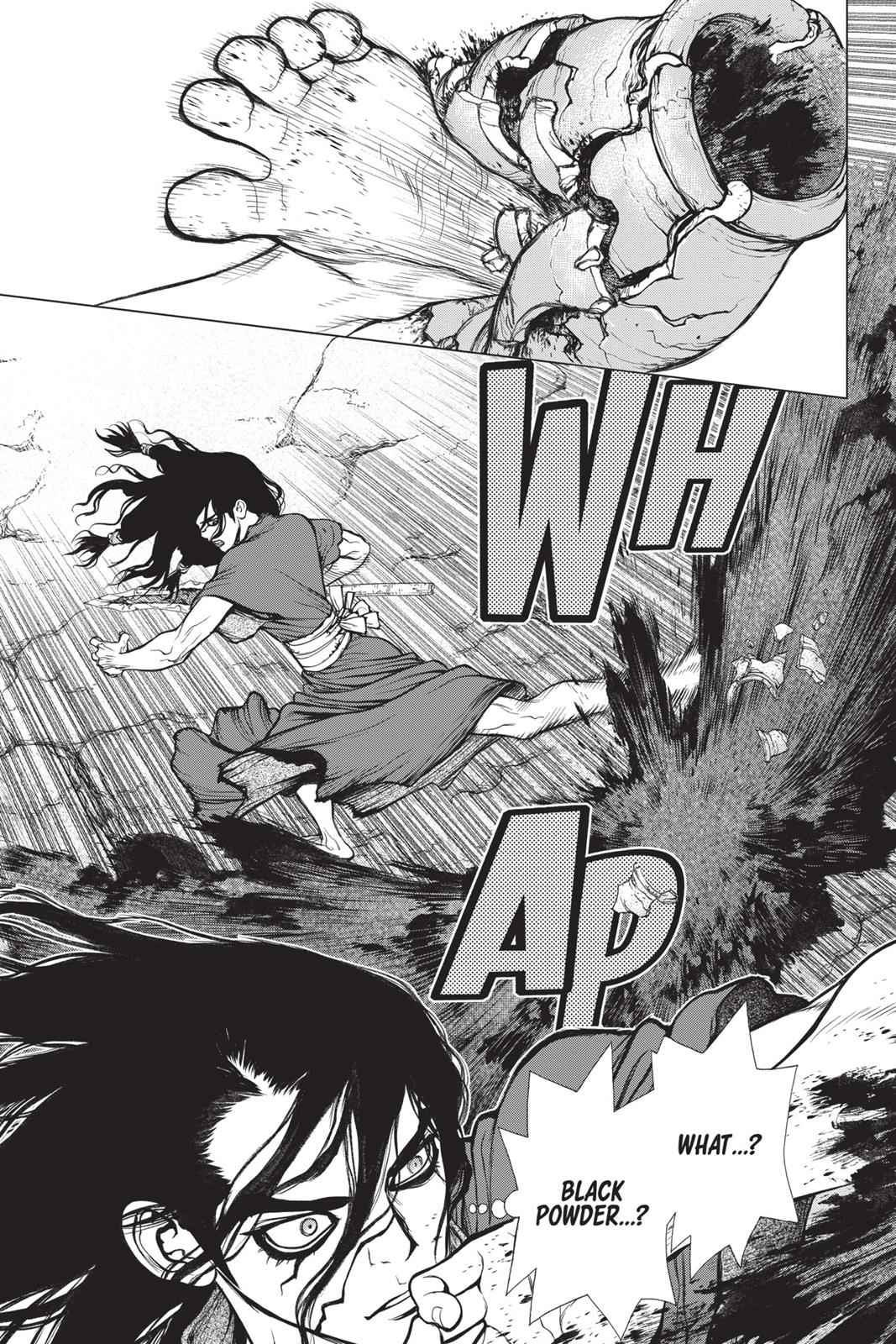Dr. Stone Chapter 11 Page 13