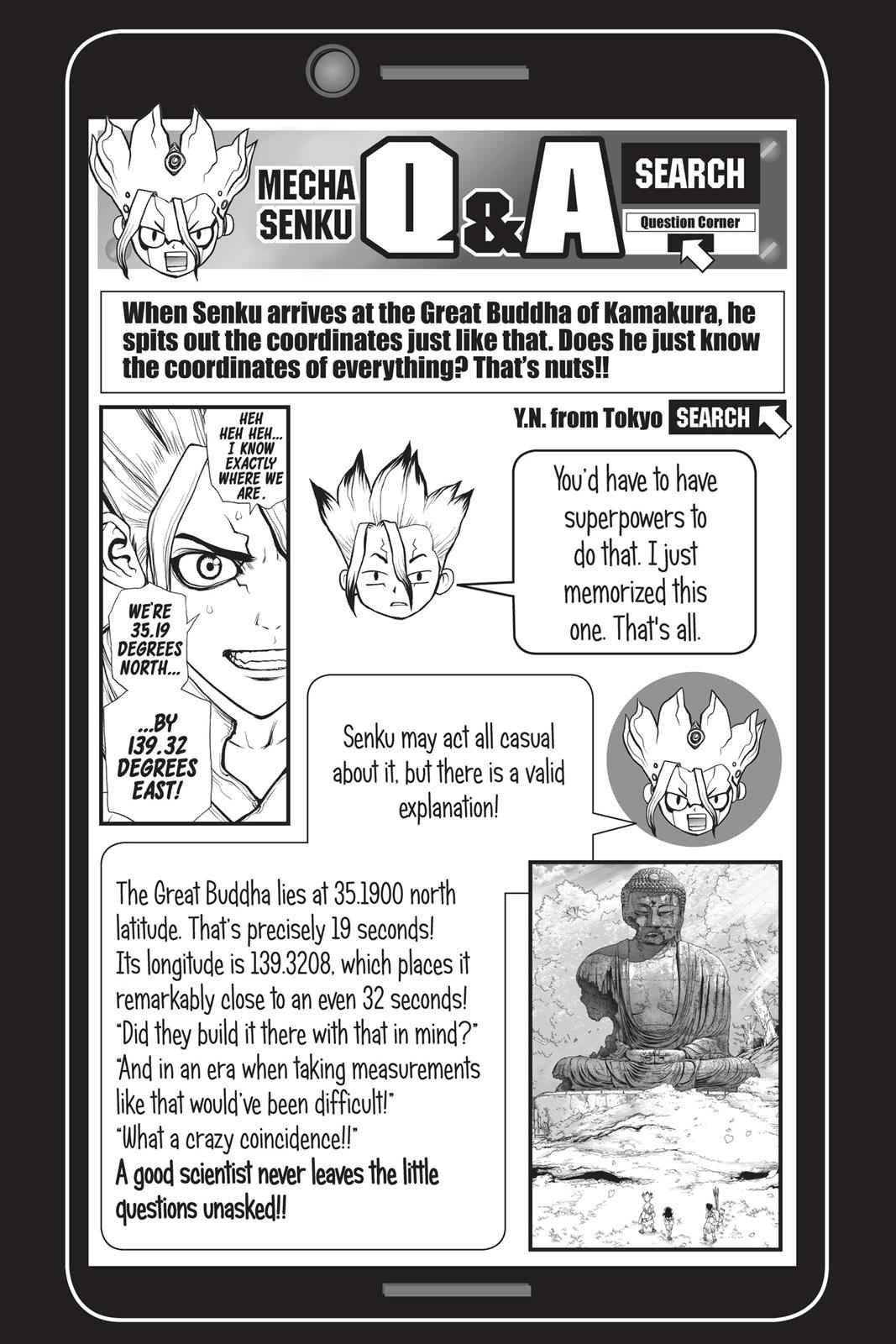 Dr. Stone Chapter 11 Page 17