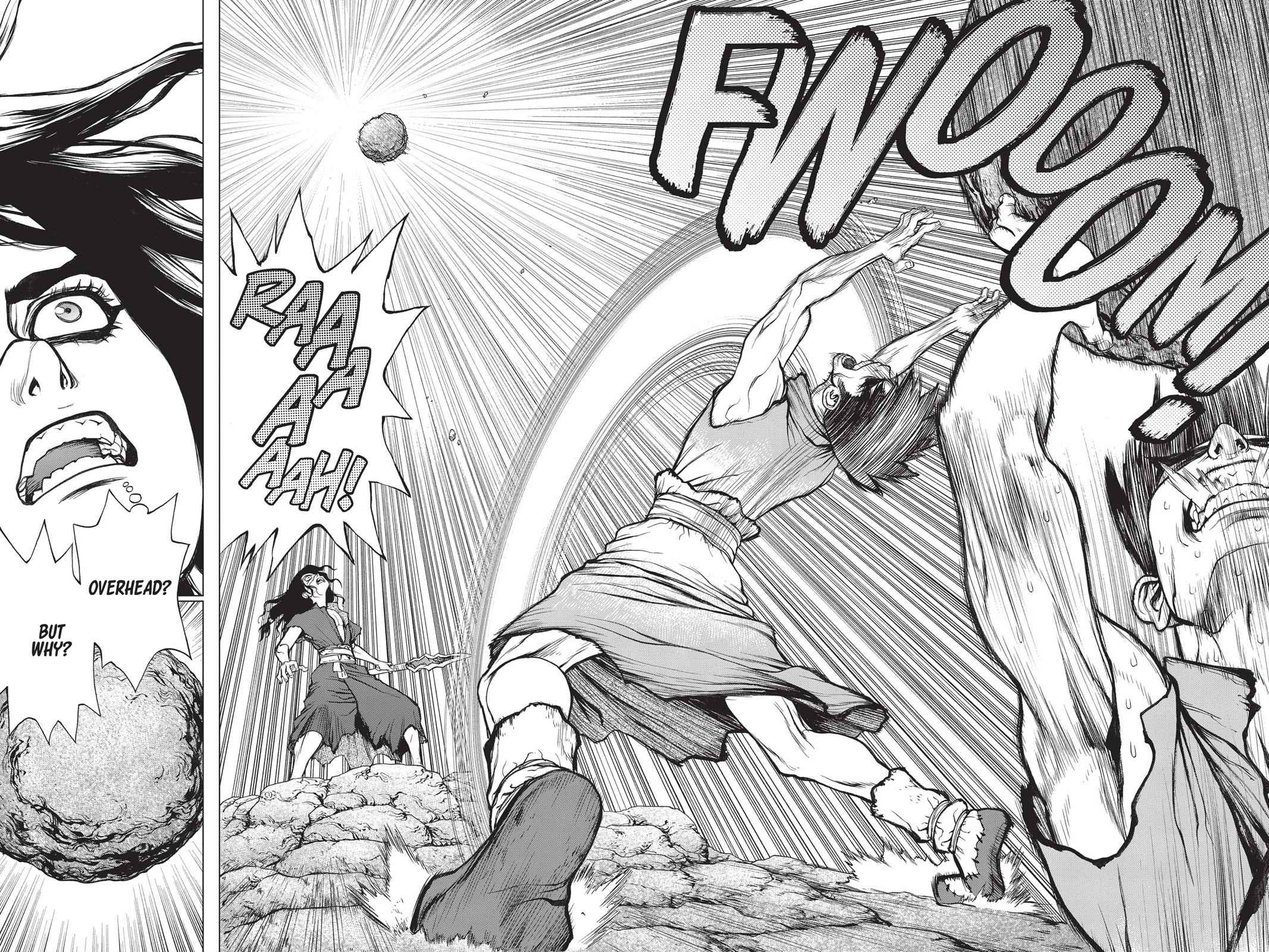 Dr. Stone Chapter 11 Page 9