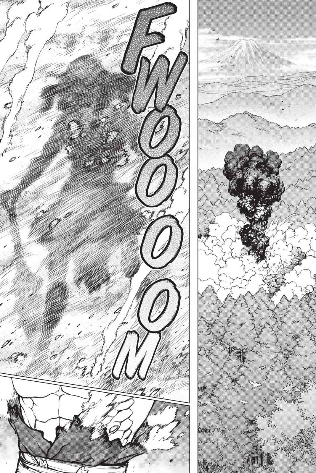 Dr. Stone Chapter 12 Page 1