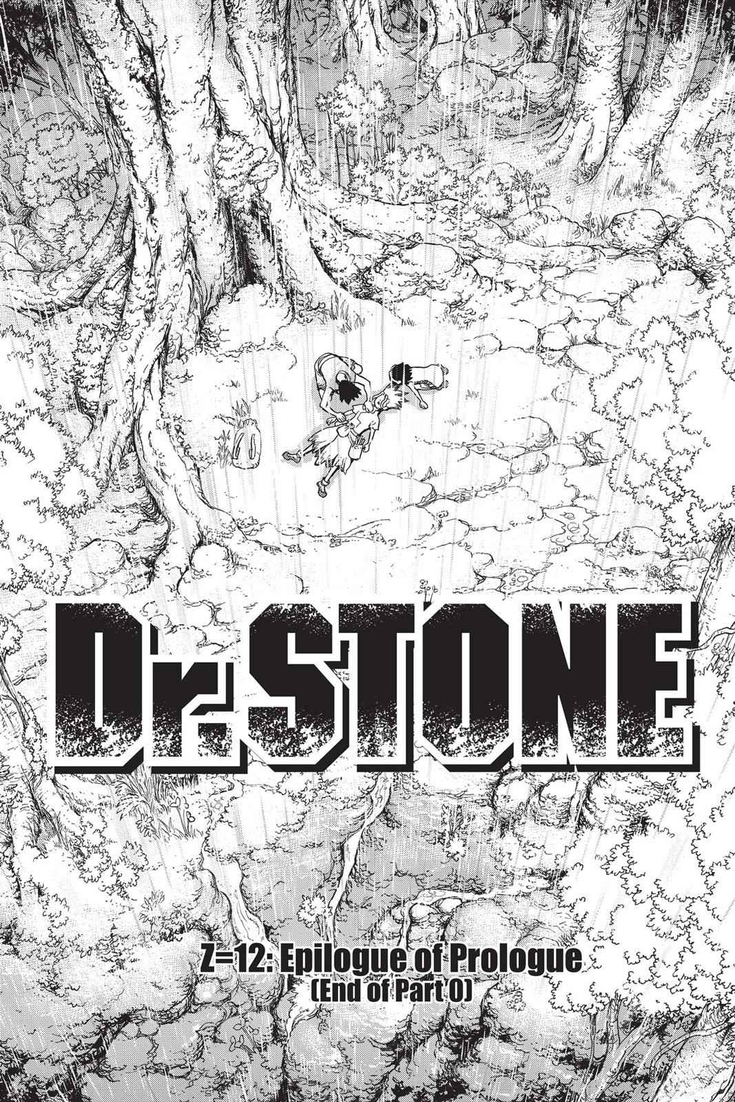 Dr. Stone Chapter 12 Page 16