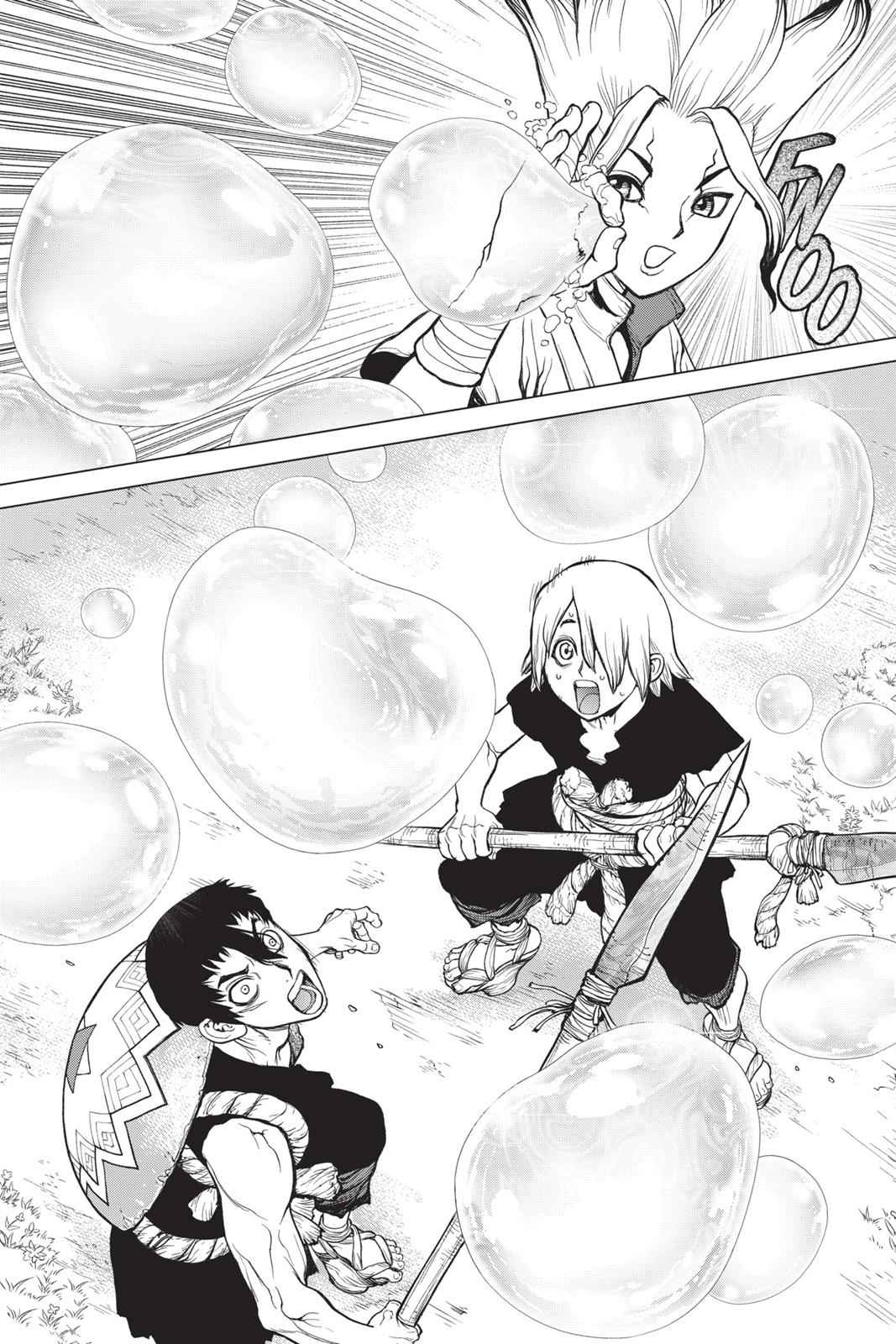Dr. Stone Chapter 17 Page 22