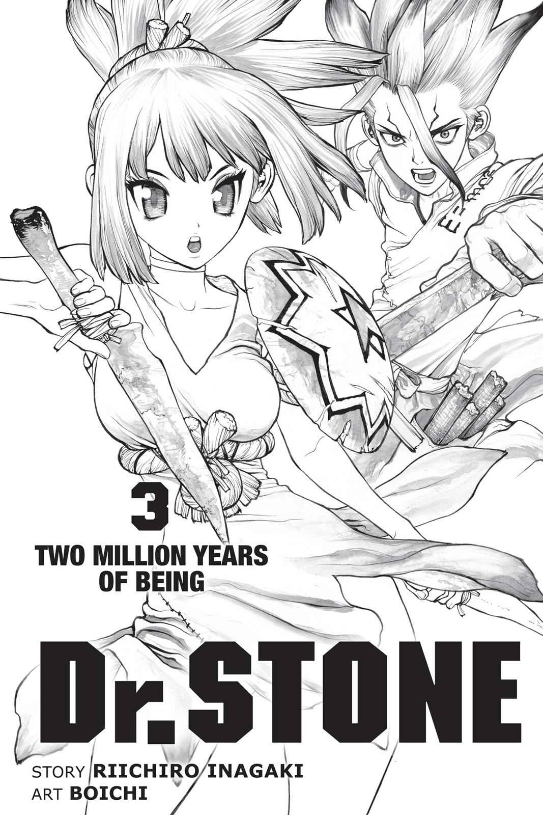 Dr. Stone Chapter 17 Page 4