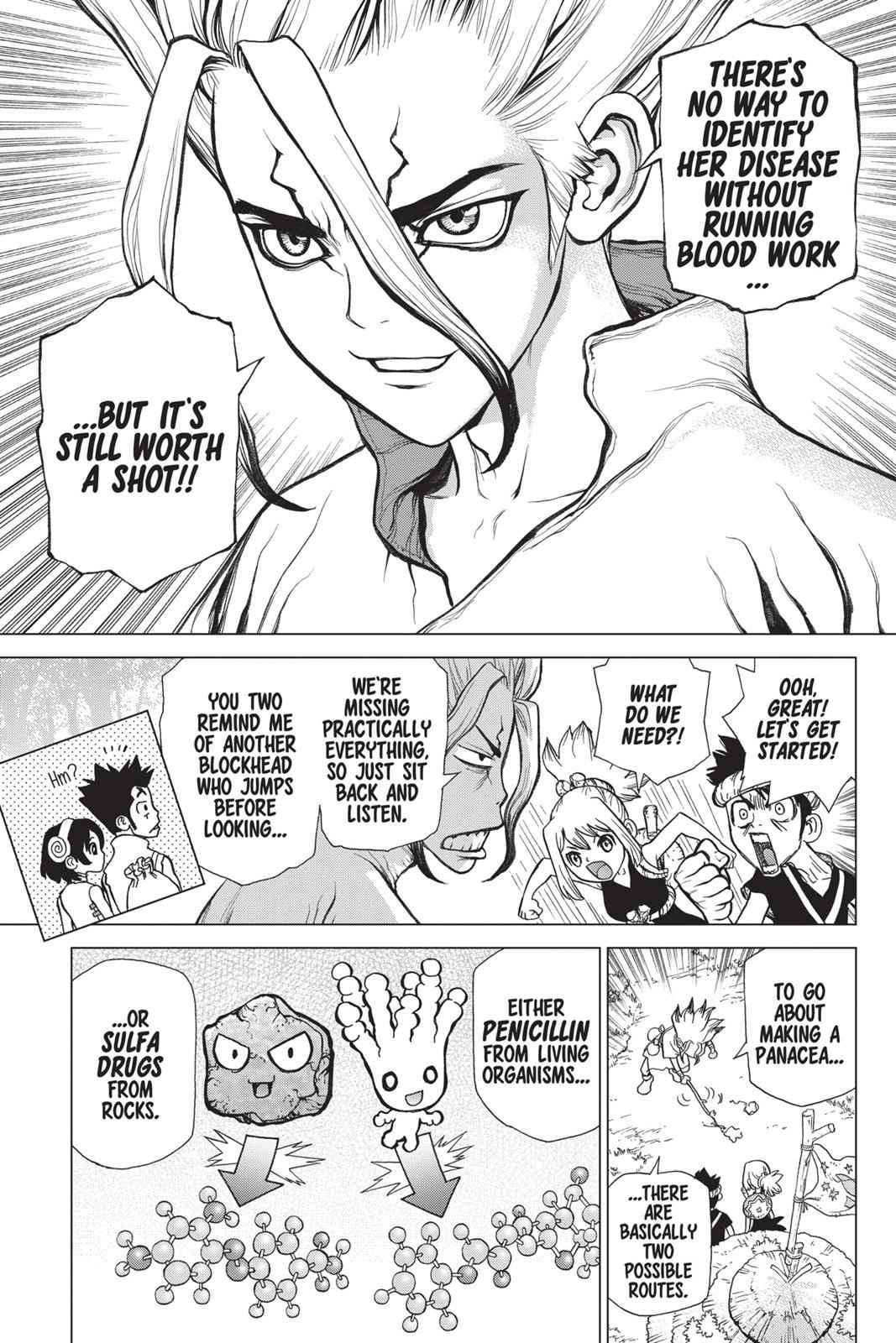 Dr. Stone Chapter 20 Page 6