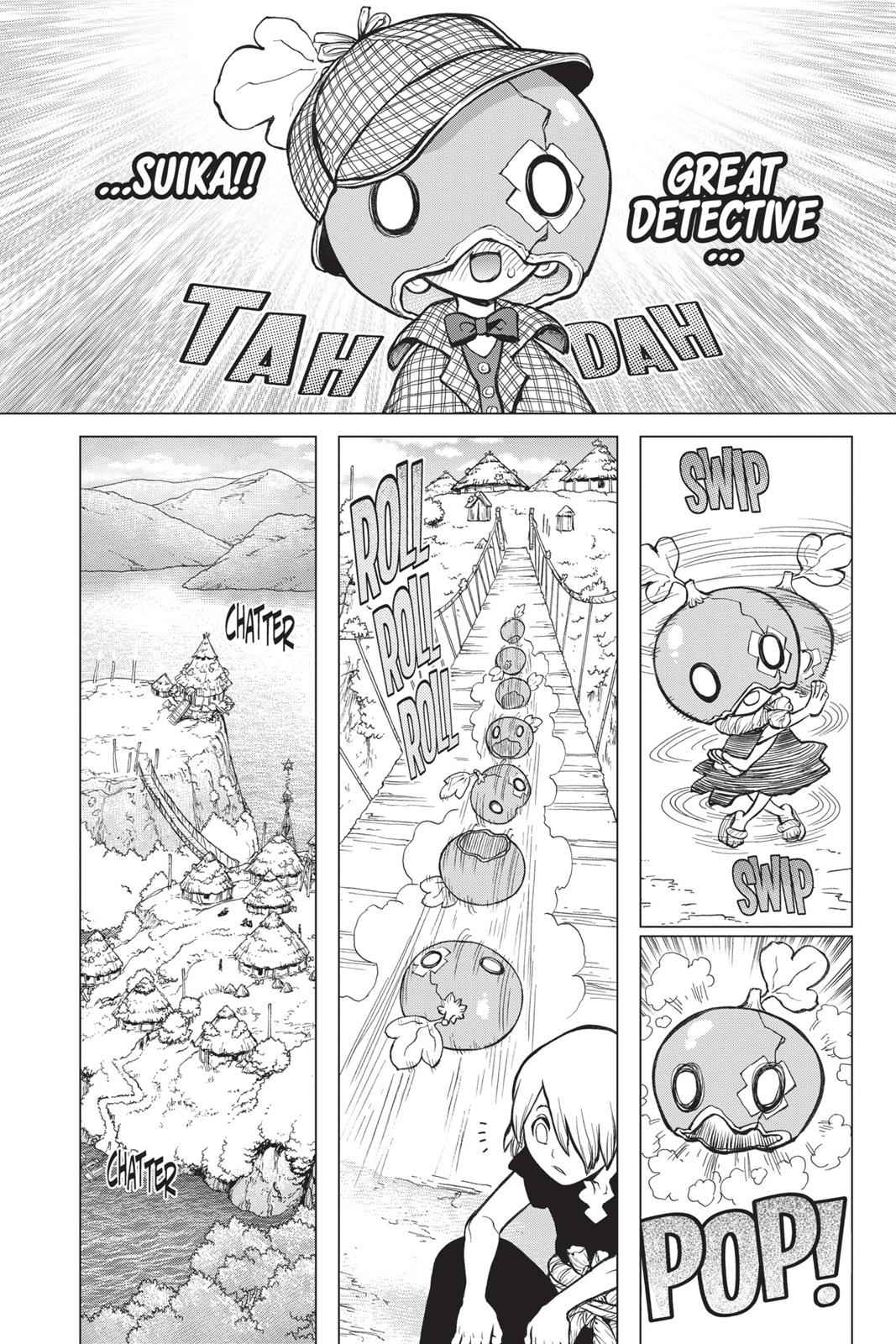 Dr. Stone Chapter 22 Page 3