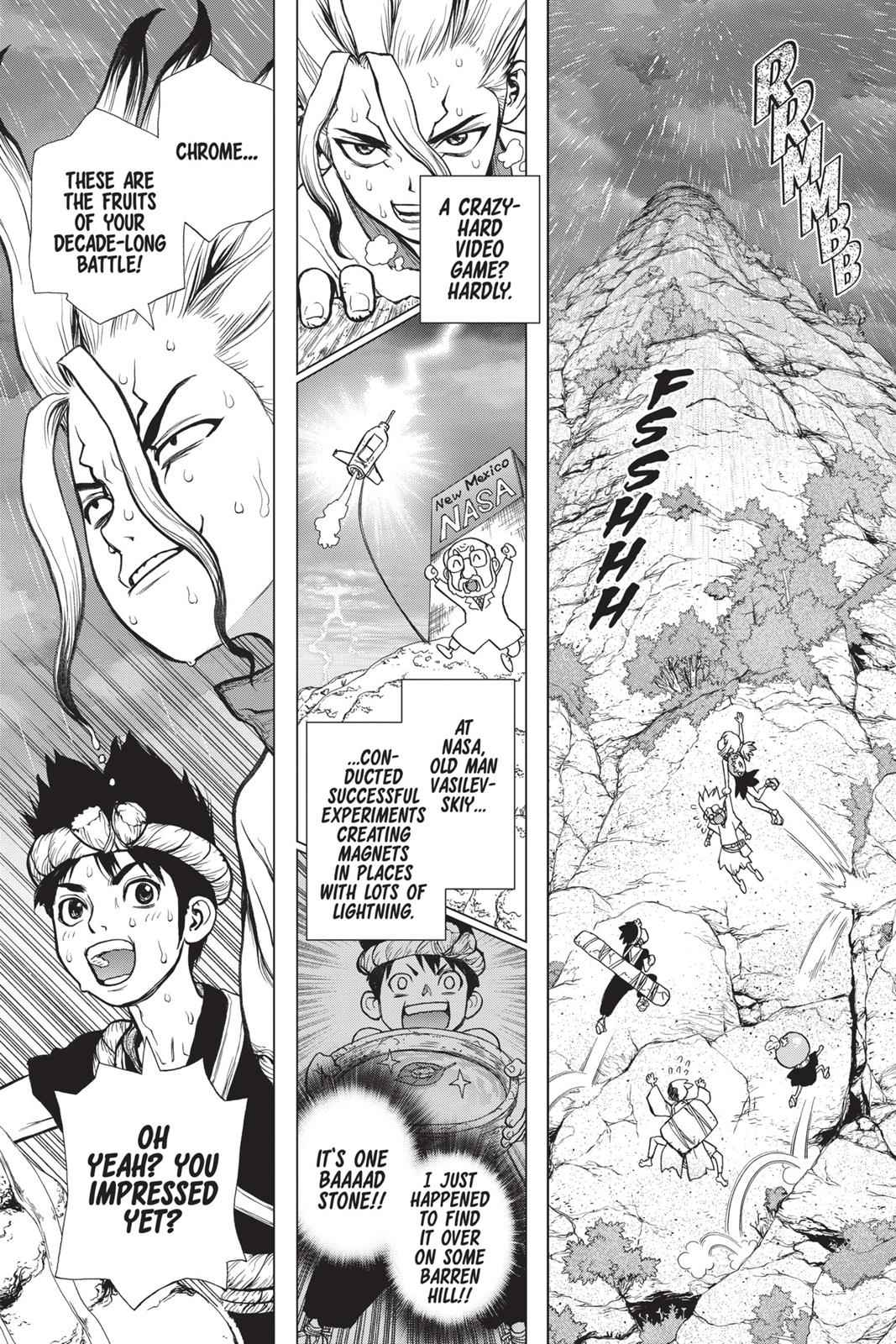 Dr. Stone Chapter 24 Page 14