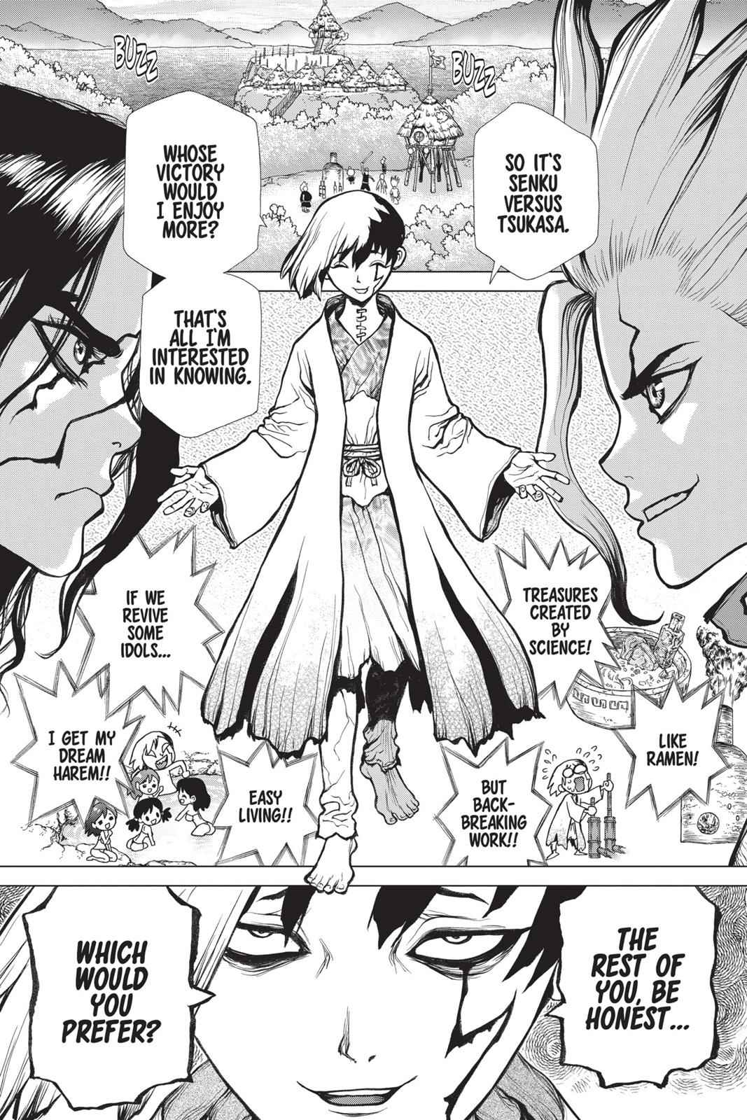 Dr. Stone Chapter 24 Page 2
