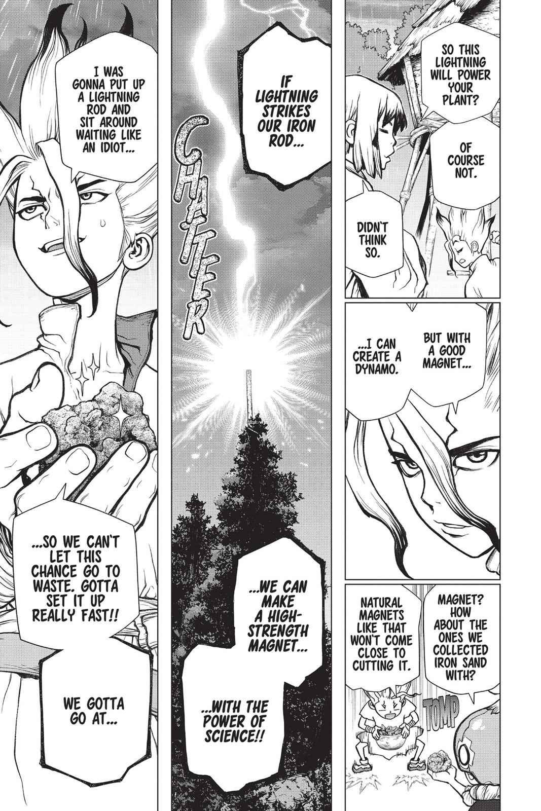 Dr. Stone Chapter 24 Page 7