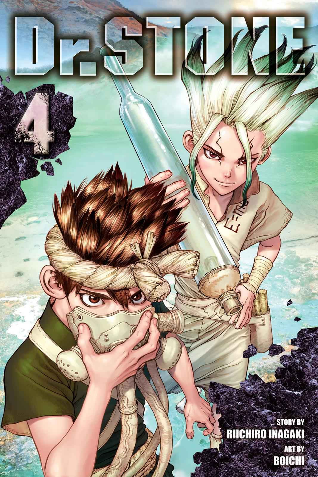 Dr. Stone Chapter 26 Page 1