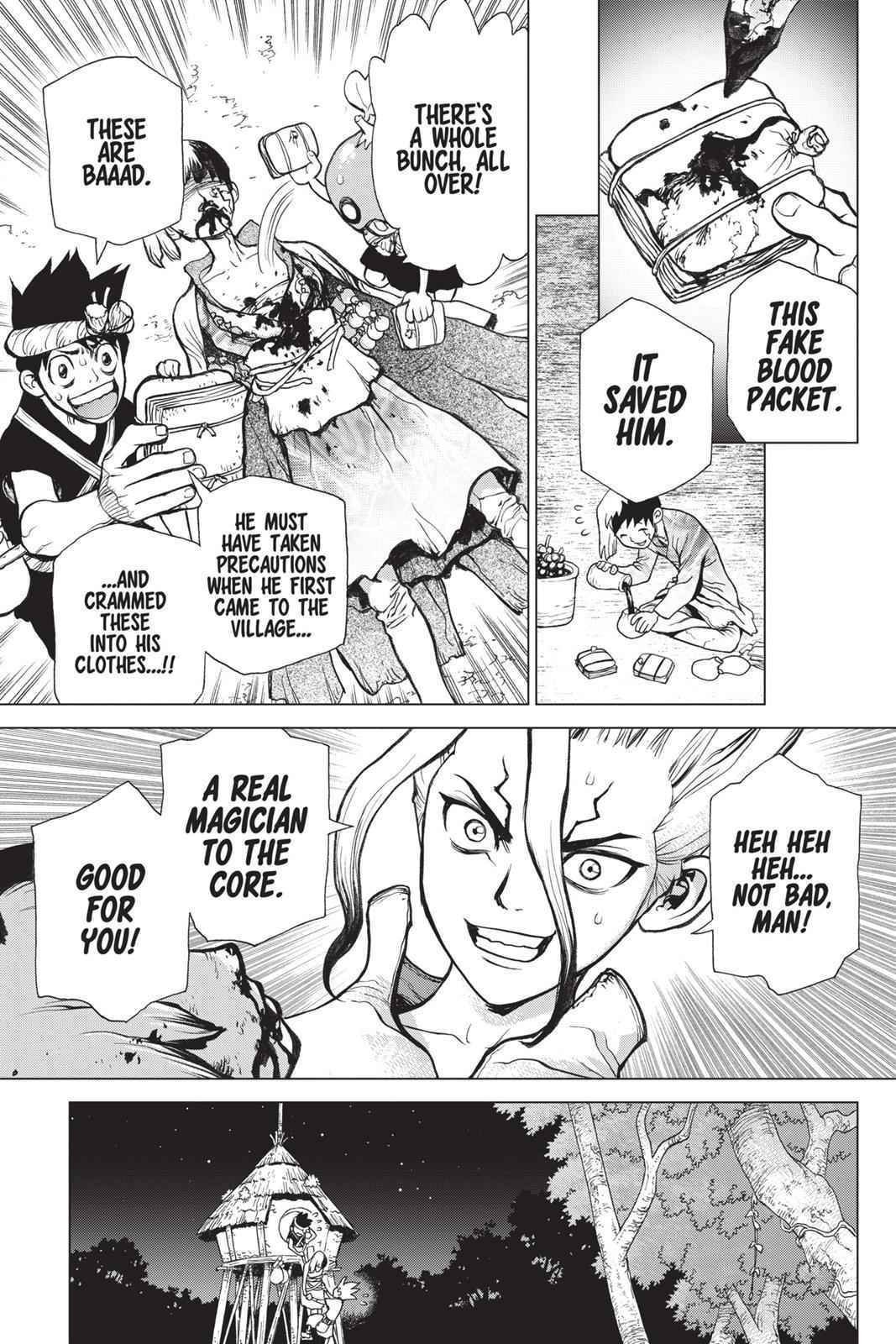 Dr. Stone Chapter 26 Page 17