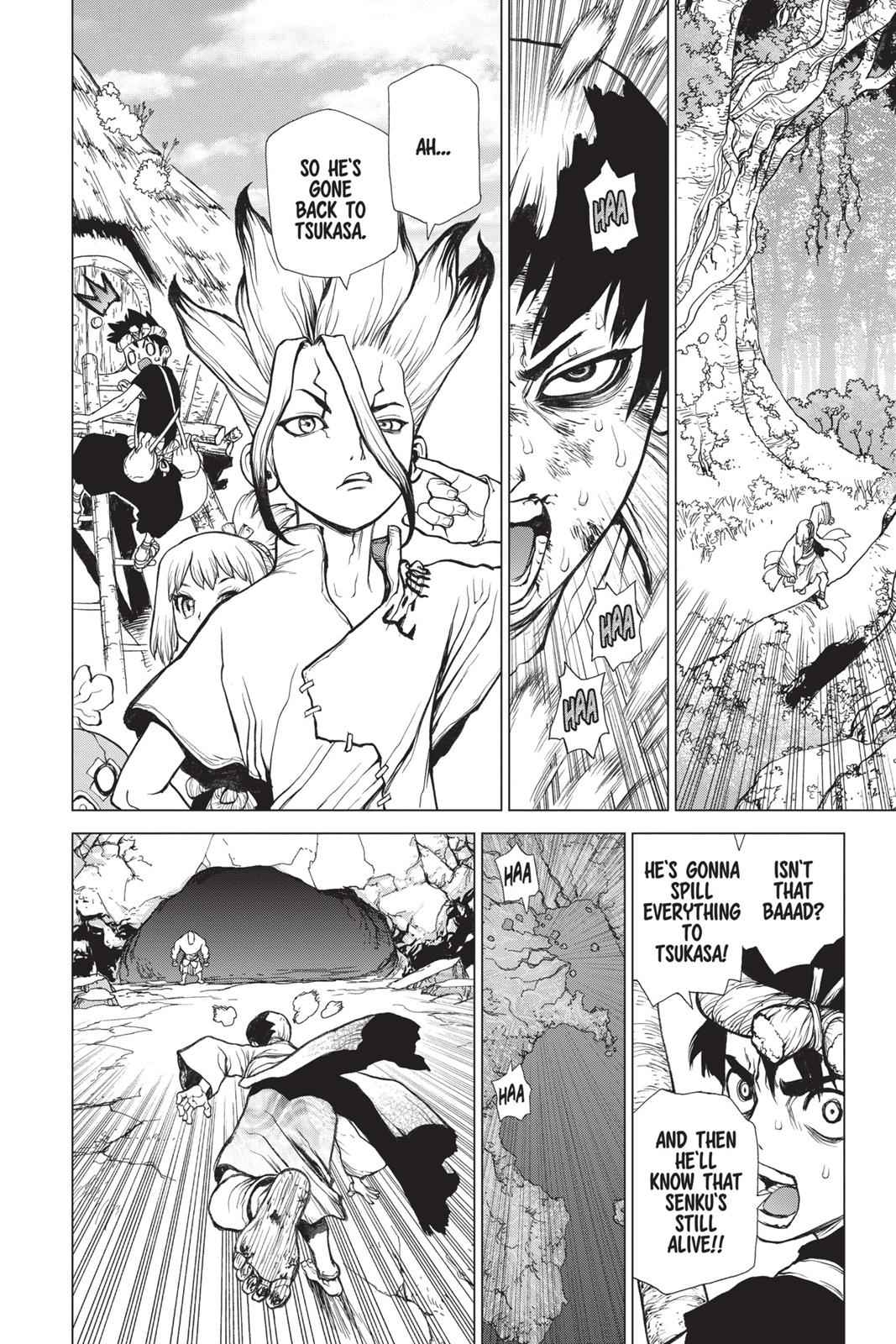 Dr. Stone Chapter 26 Page 20