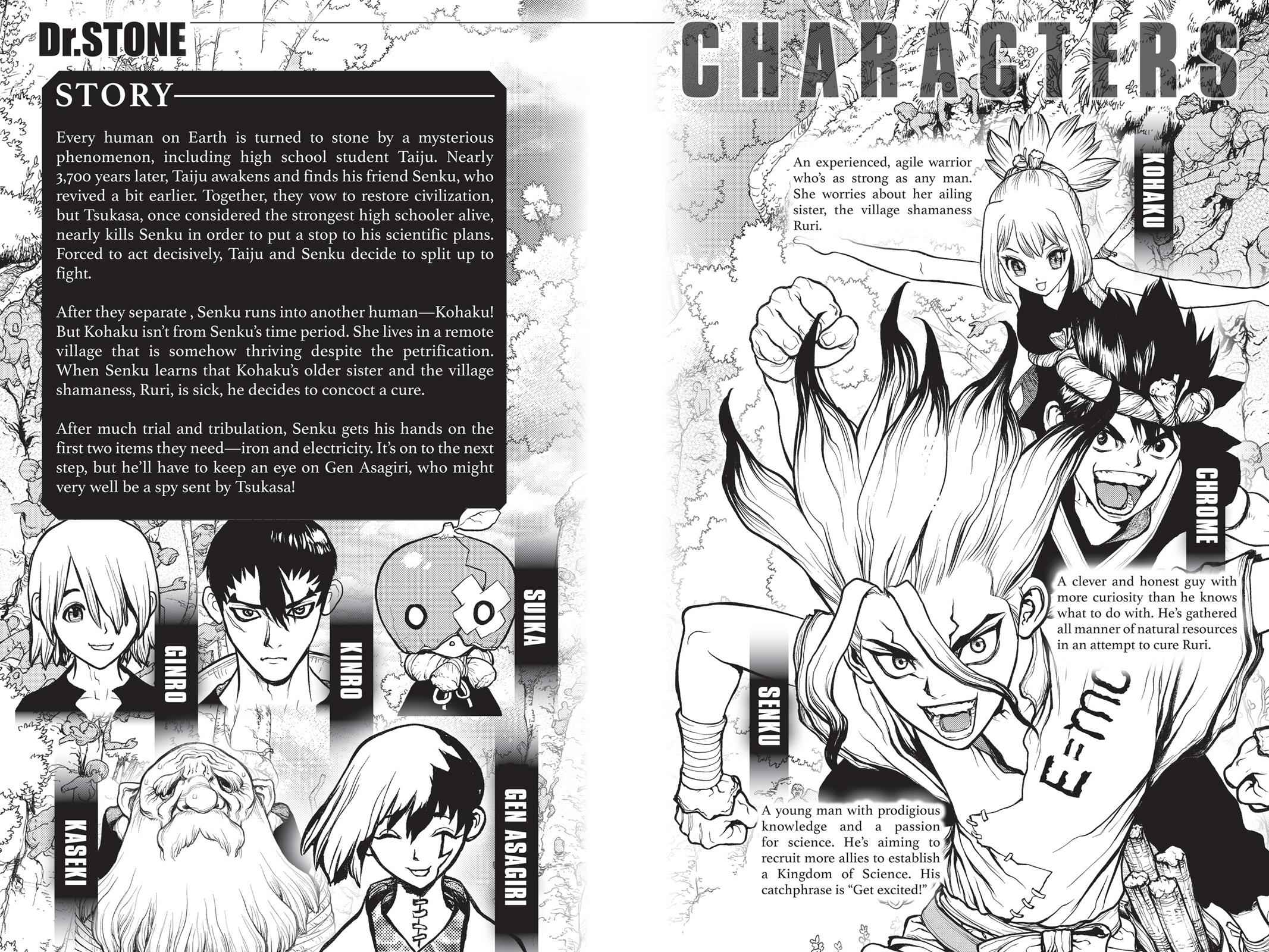 Dr. Stone Chapter 26 Page 5