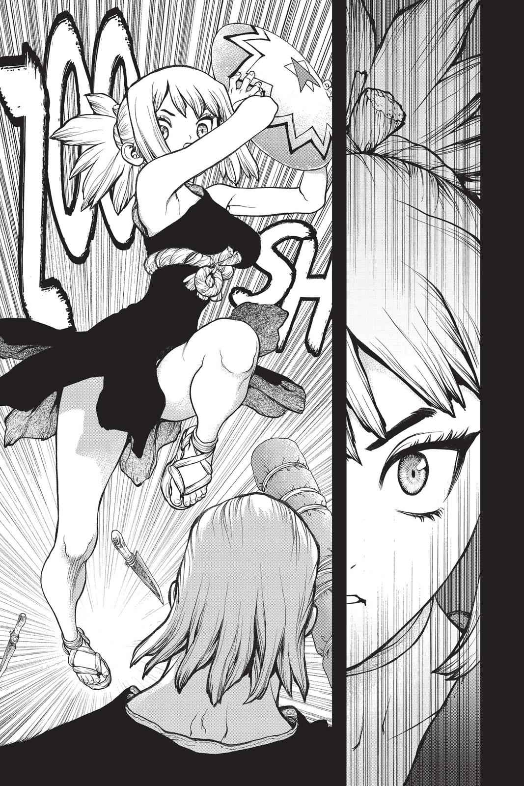 Dr. Stone Chapter 27 Page 8