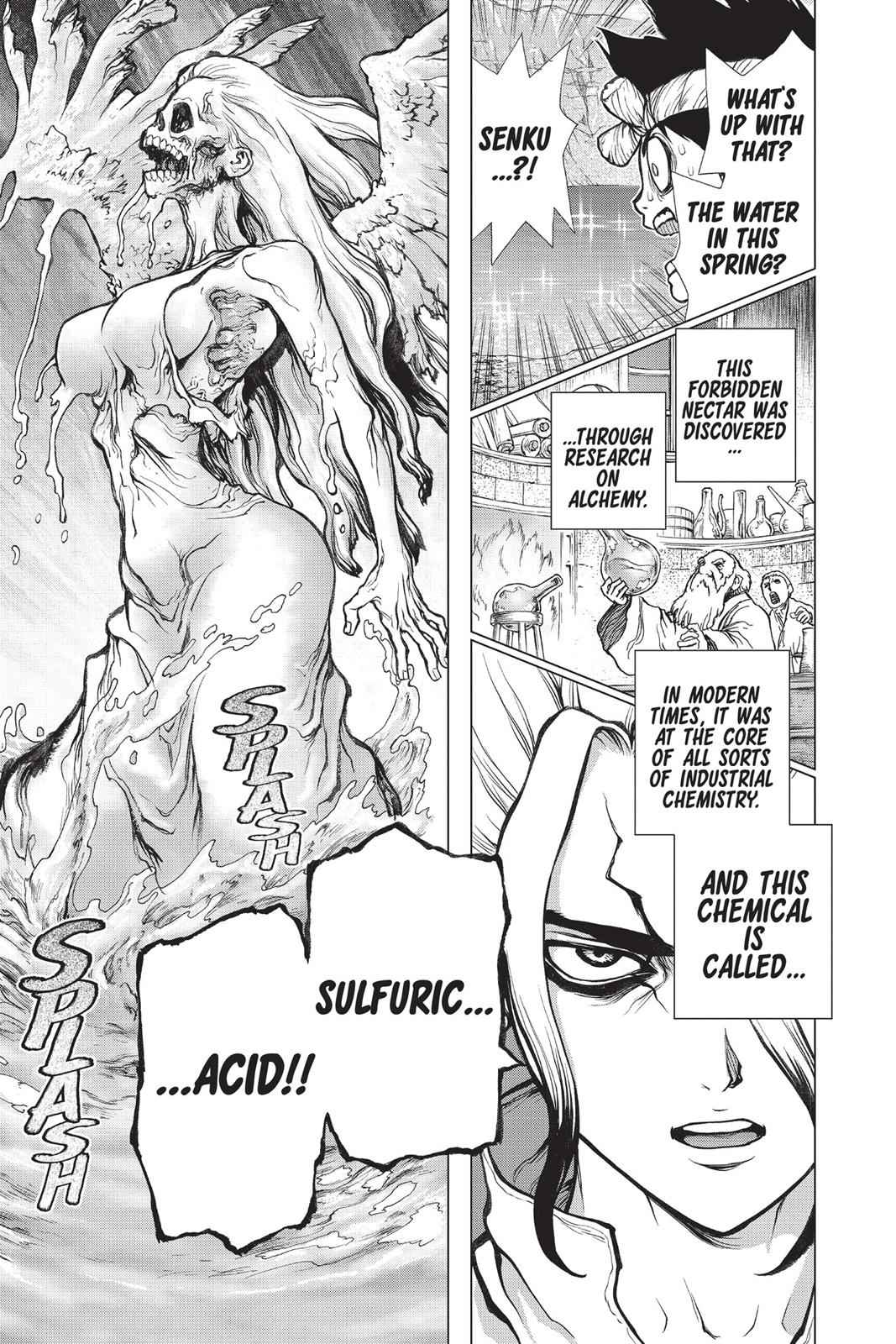 Dr. Stone Chapter 30 Page 14