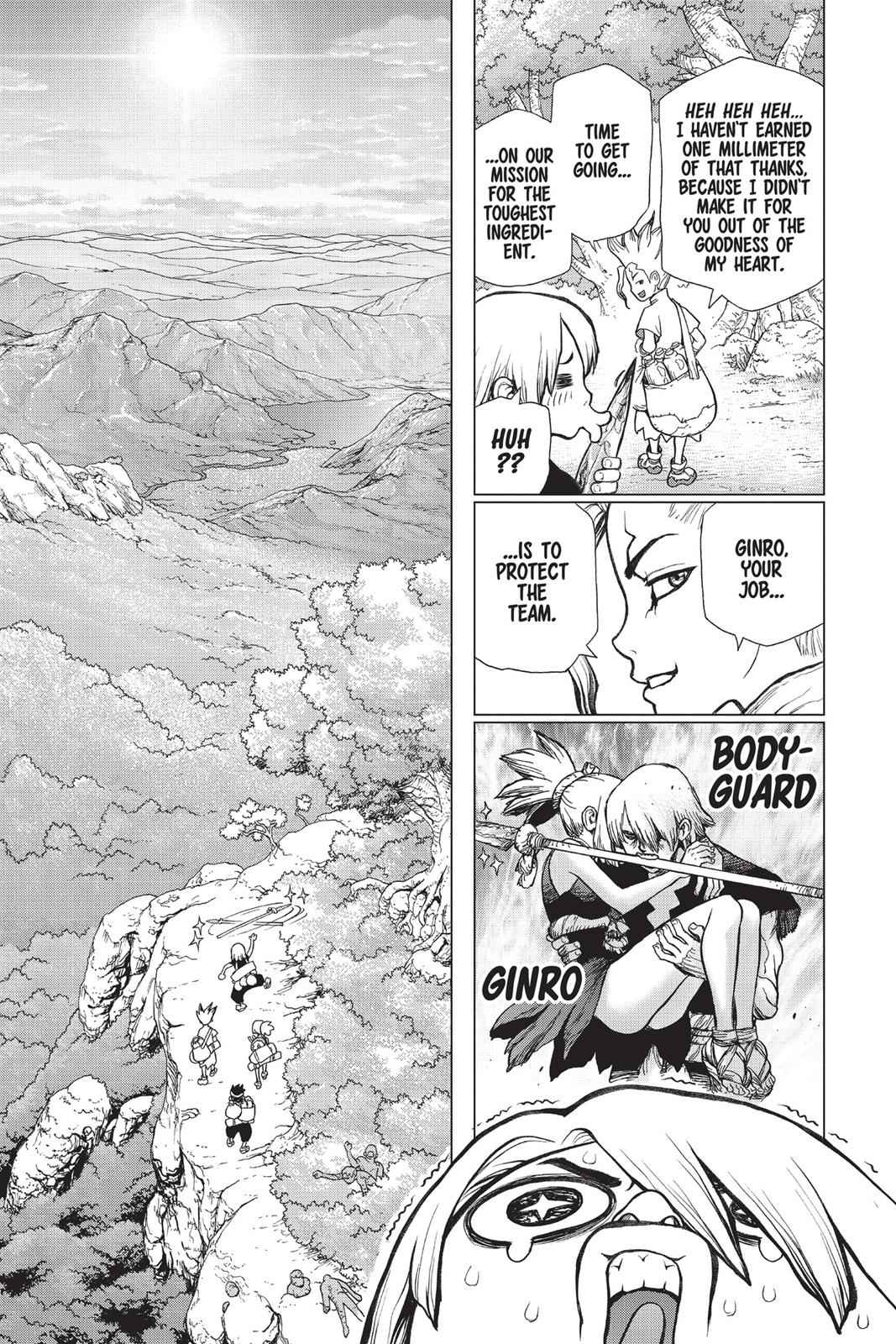 Dr. Stone Chapter 30 Page 3