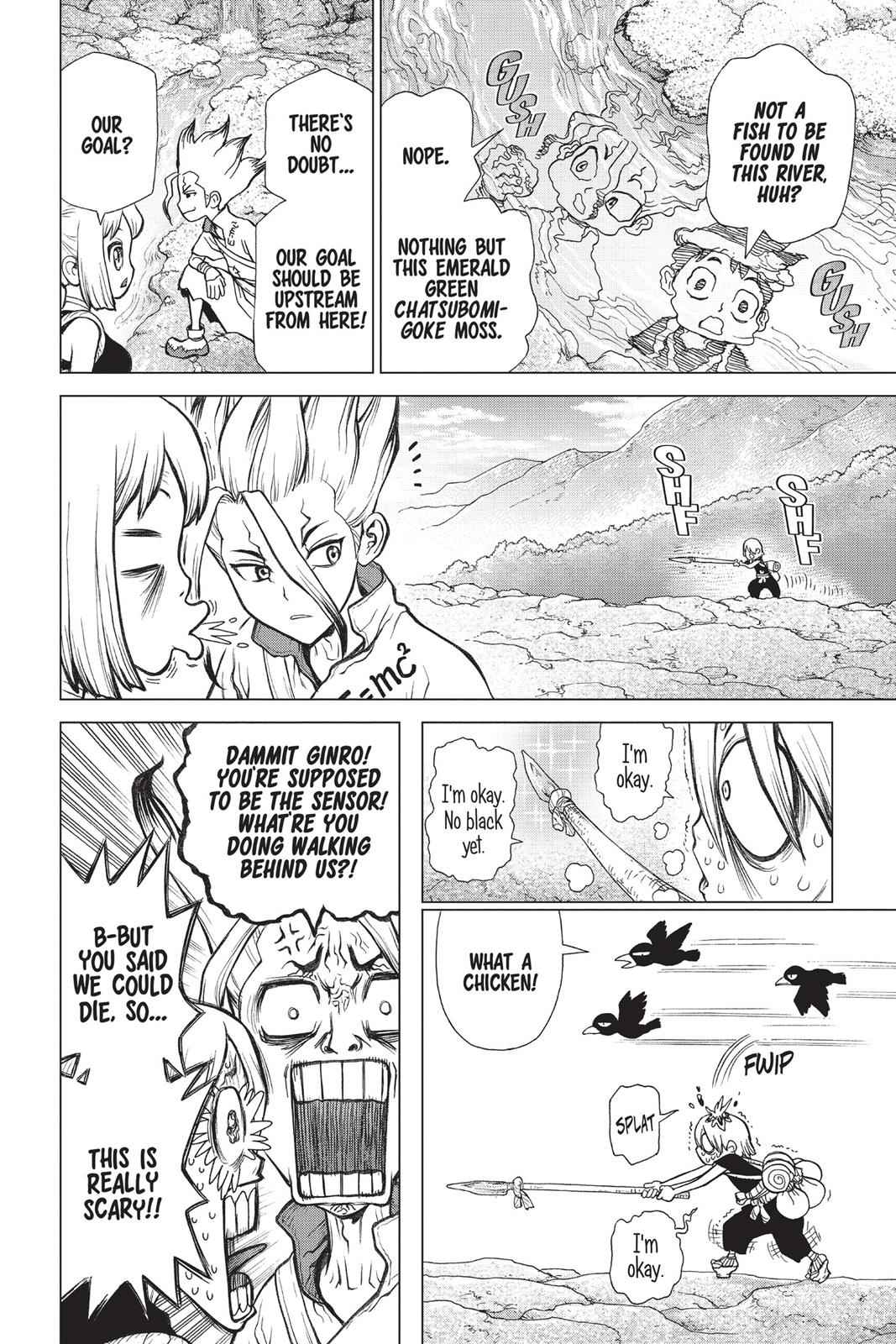 Dr. Stone Chapter 30 Page 6