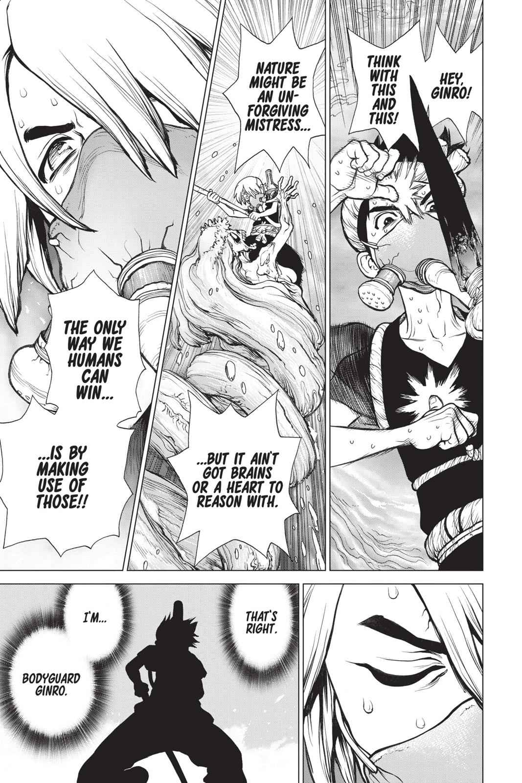 Dr. Stone Chapter 32 Page 15