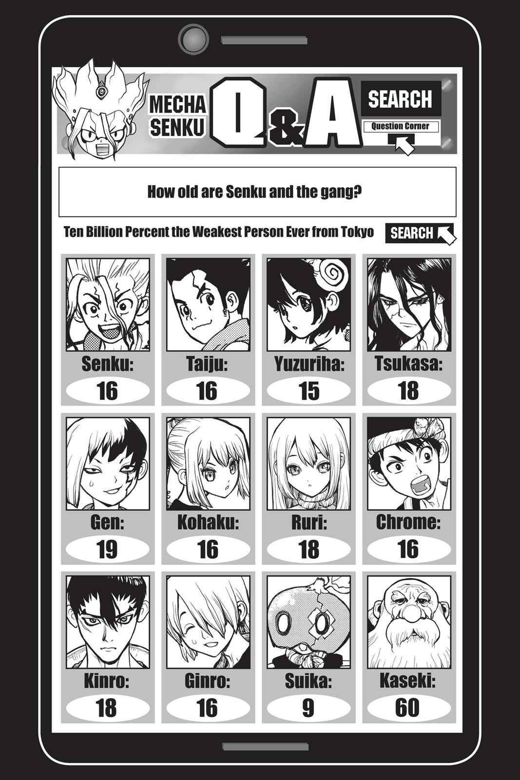 Dr. Stone Chapter 32 Page 17