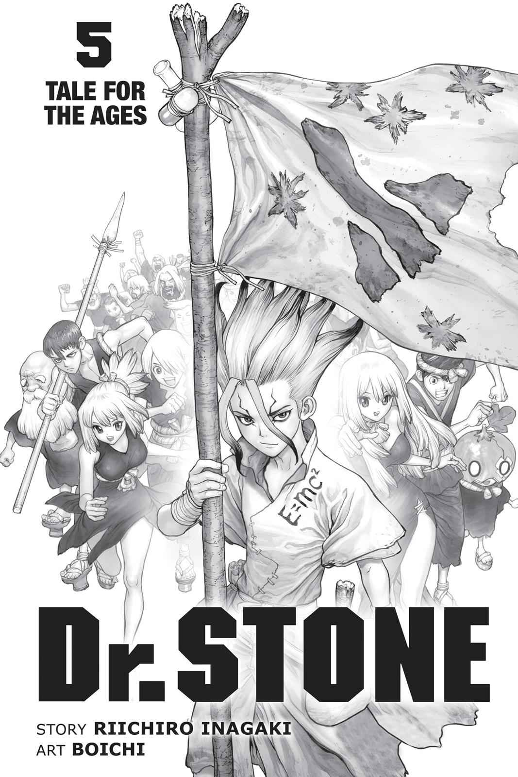 Dr. Stone Chapter 35 Page 4