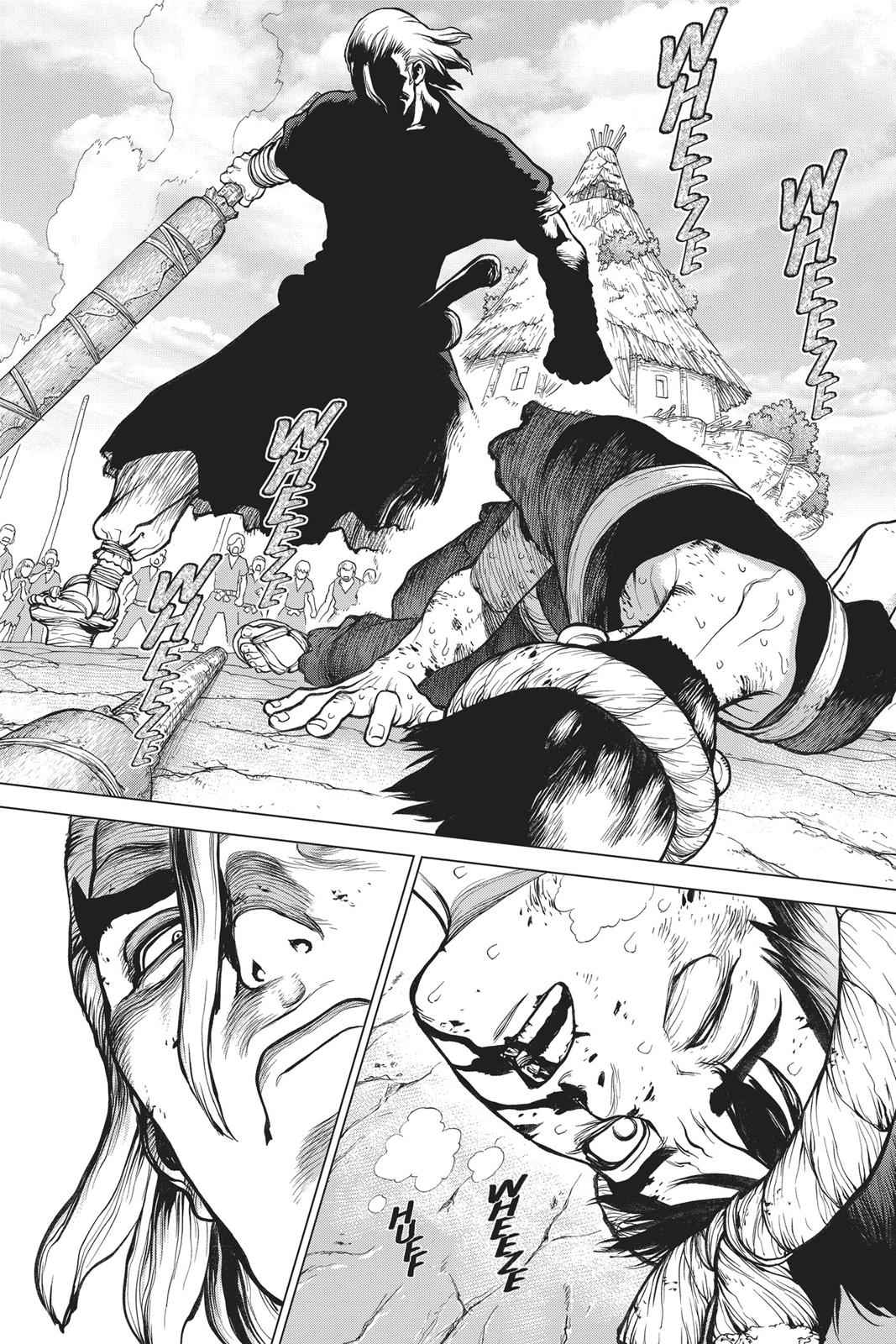 Dr. Stone Chapter 37 Page 11