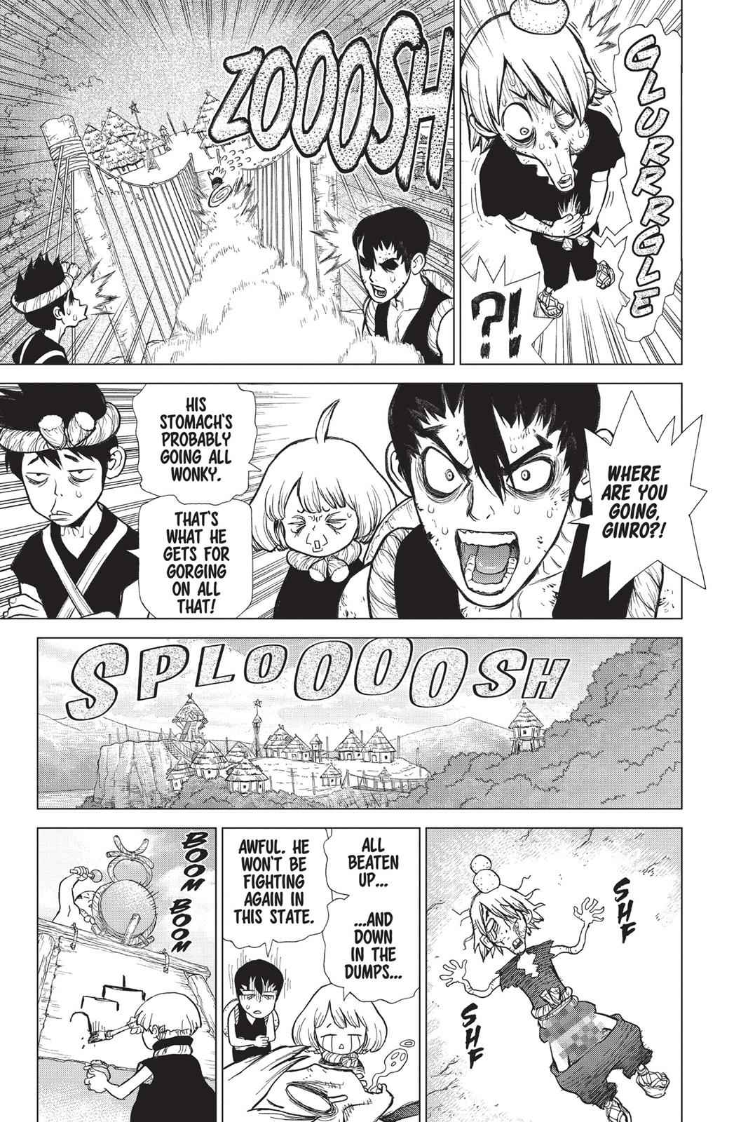 Dr. Stone Chapter 37 Page 5