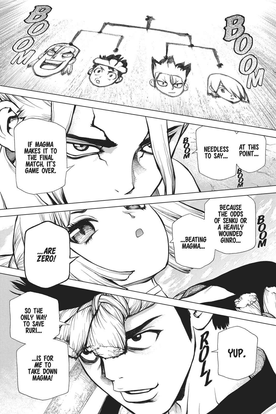 Dr. Stone Chapter 37 Page 6