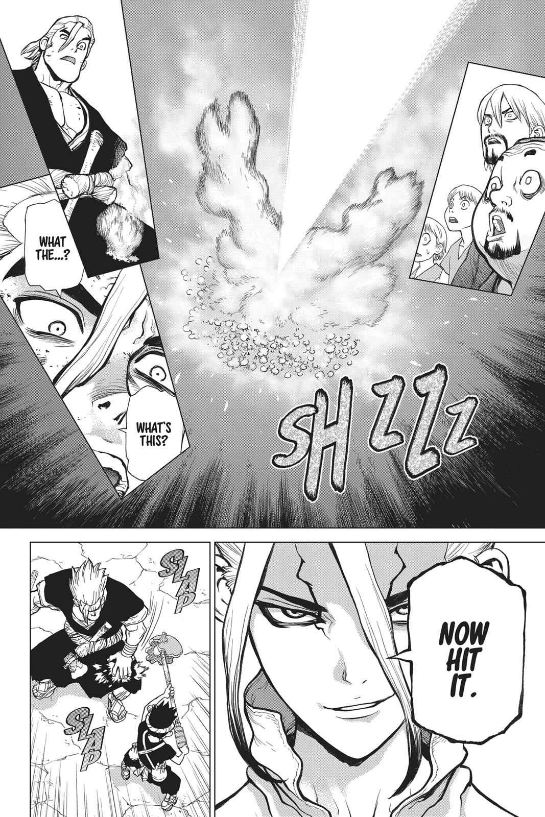Dr. Stone Chapter 38 Page 16