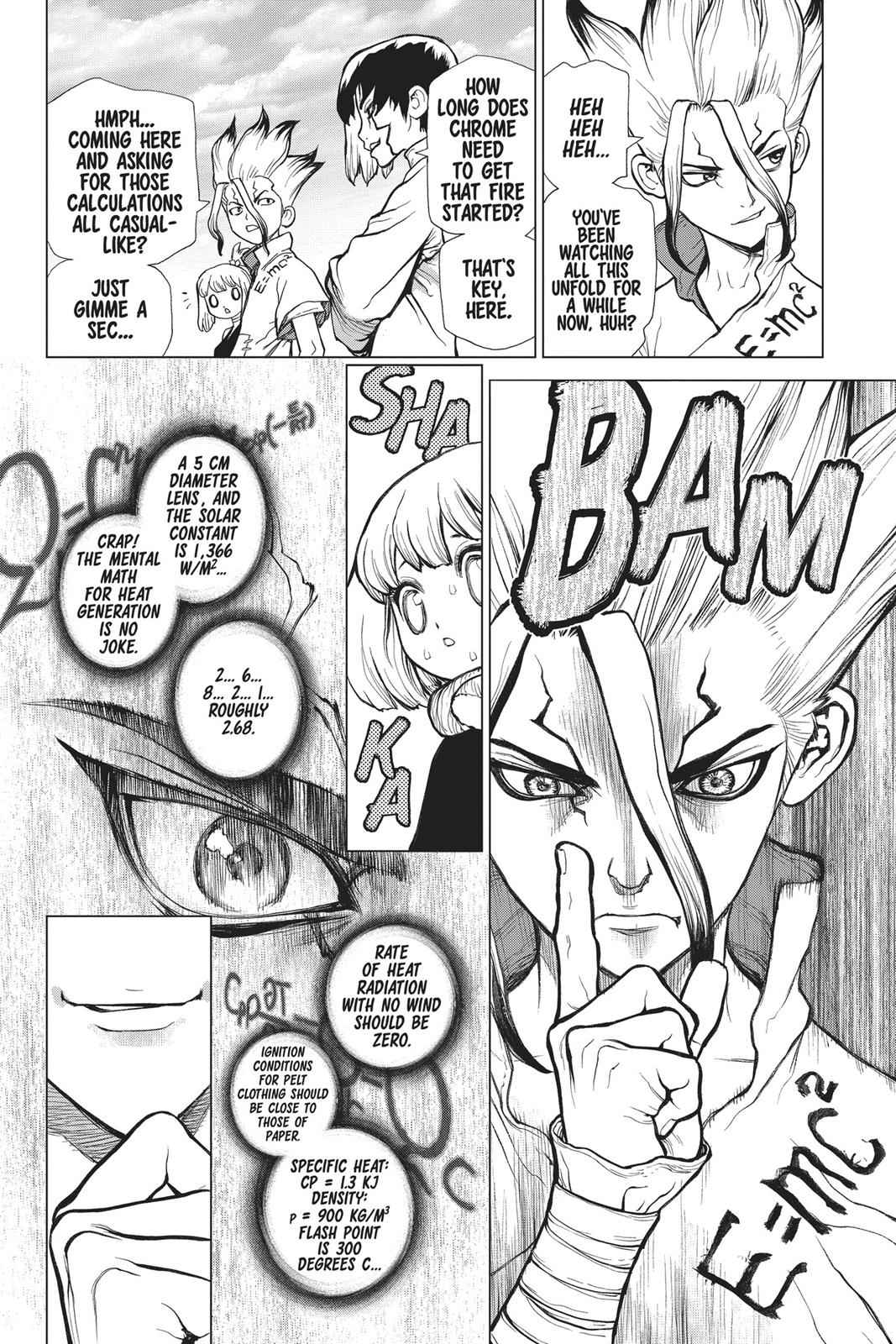Dr. Stone Chapter 38 Page 6