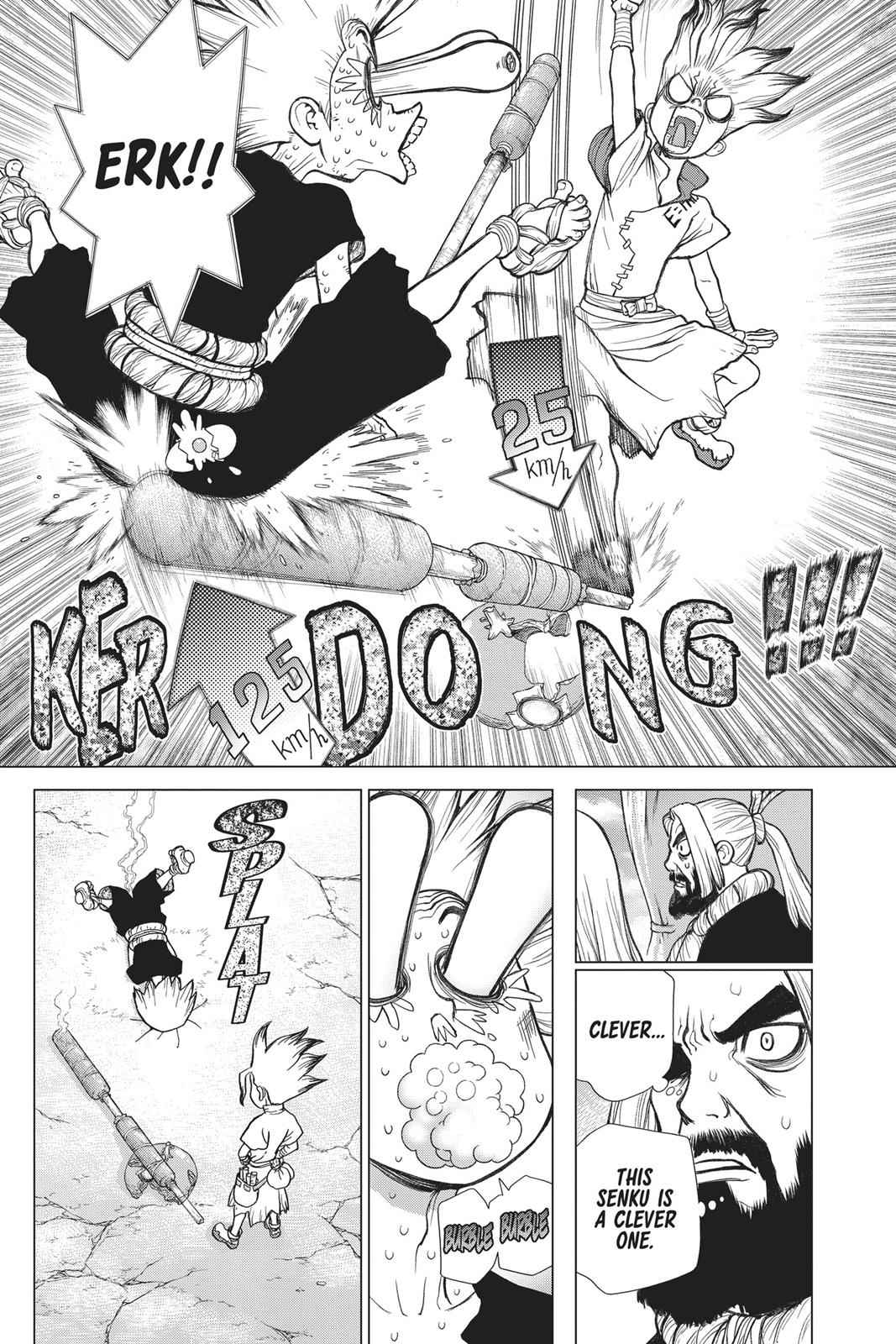 Dr. Stone Chapter 39 Page 13