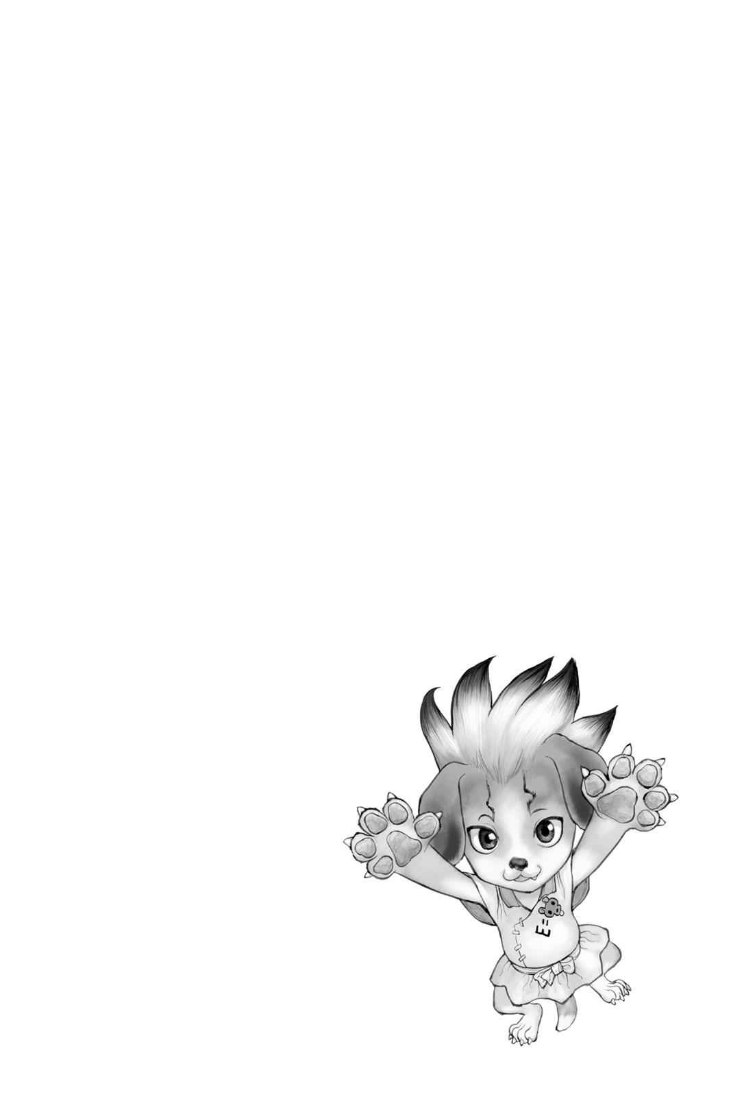 Dr. Stone Chapter 40 Page 3