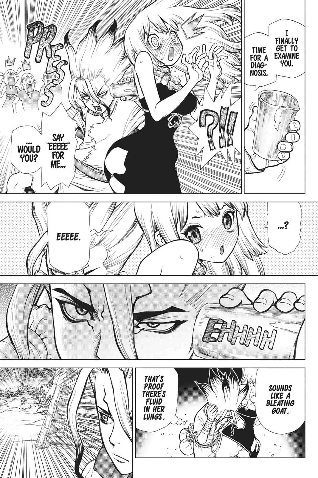 Dr. Stone Chapter 41 Page 3