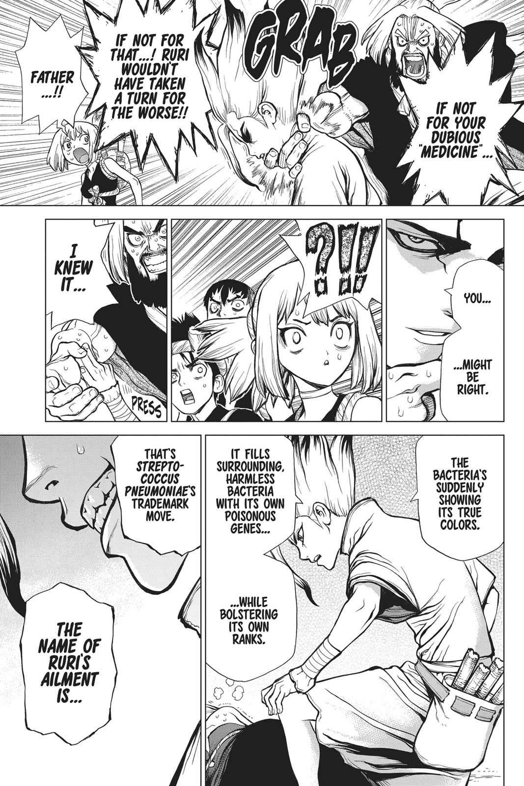 Dr. Stone Chapter 41 Page 9