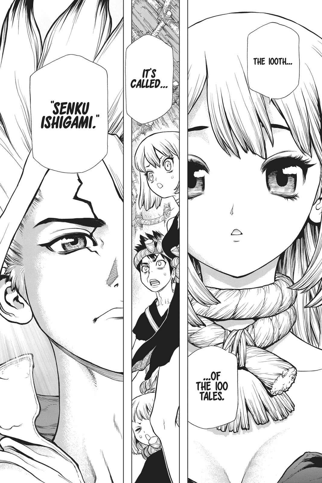 Dr. Stone Chapter 42 Page 4