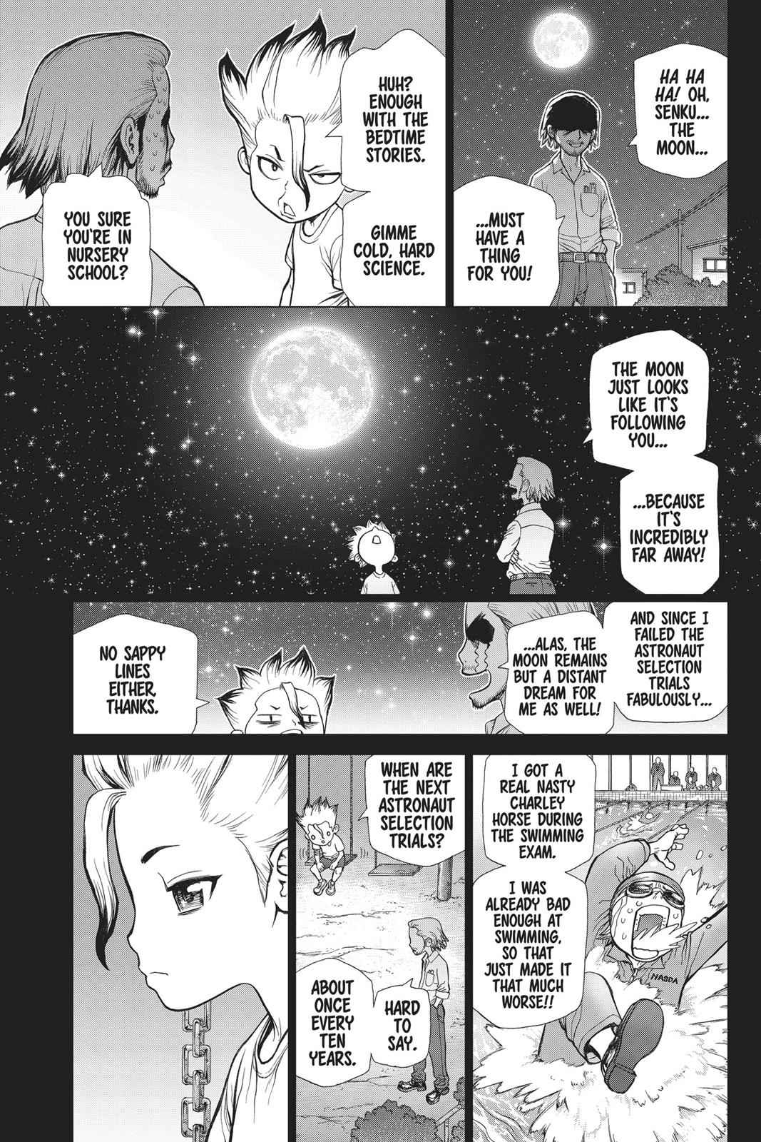 Dr. Stone Chapter 42 Page 7