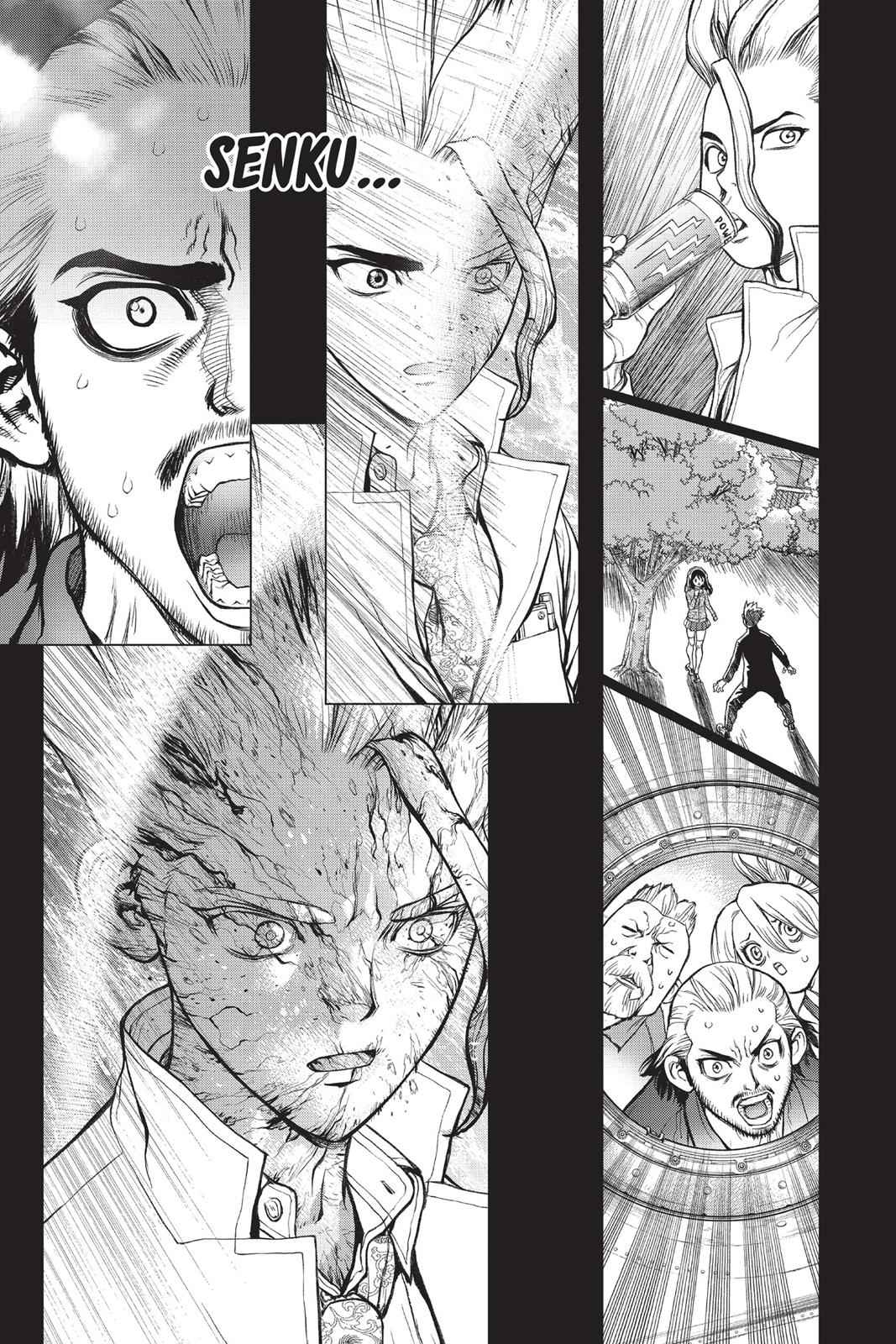 Dr. Stone Chapter 43 Page 12