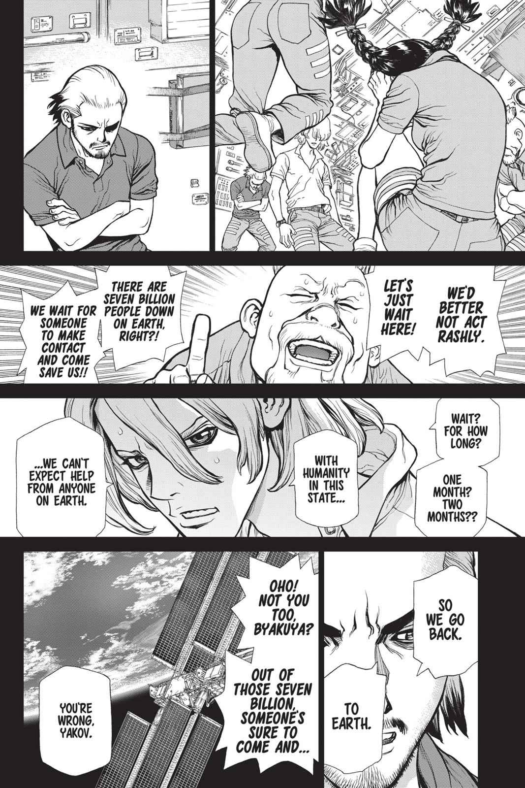Dr. Stone Chapter 43 Page 16