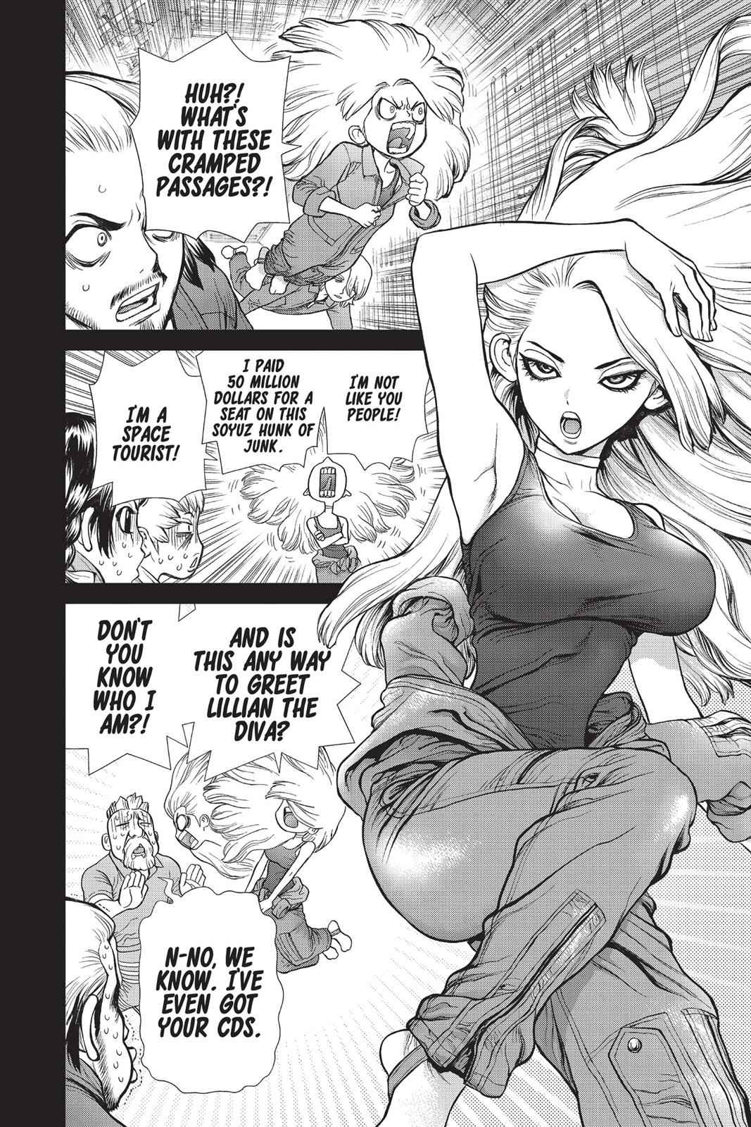 Dr. Stone Chapter 43 Page 3