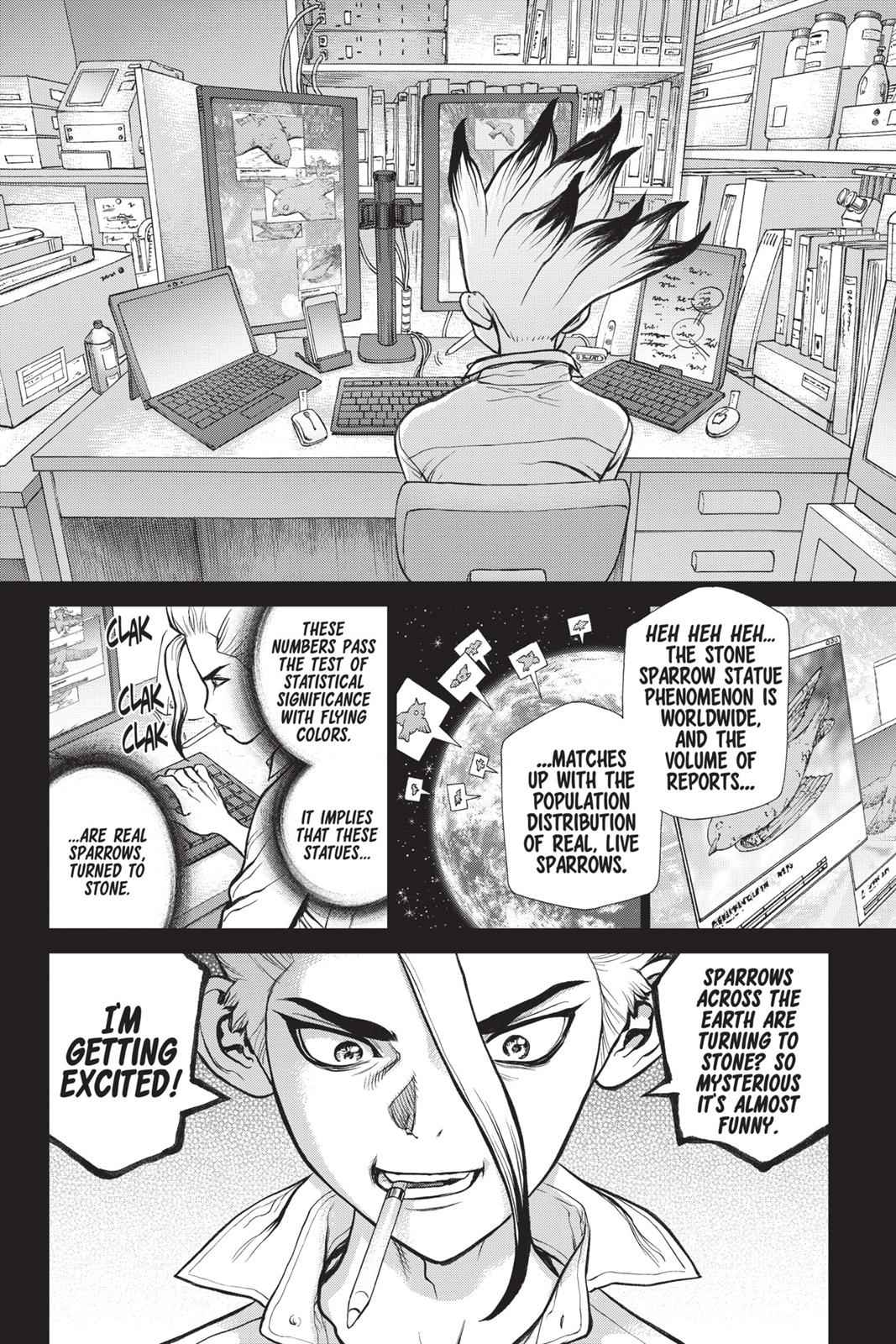 Dr. Stone Chapter 43 Page 7