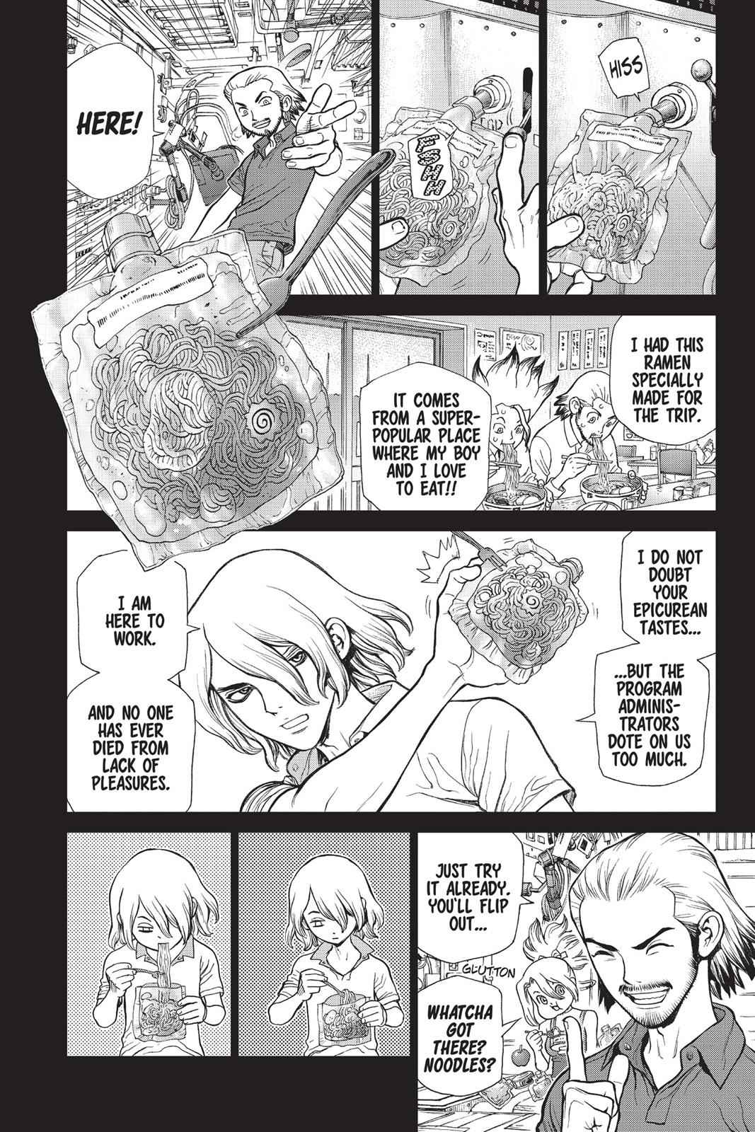 Dr. Stone Chapter 43 Page 9