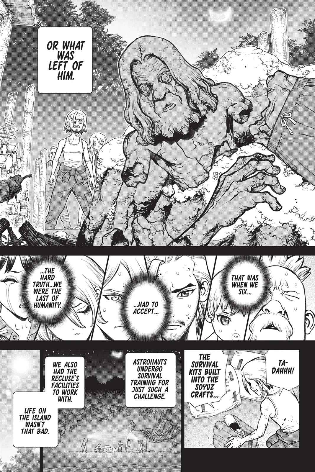 Dr. Stone Chapter 44 Page 19
