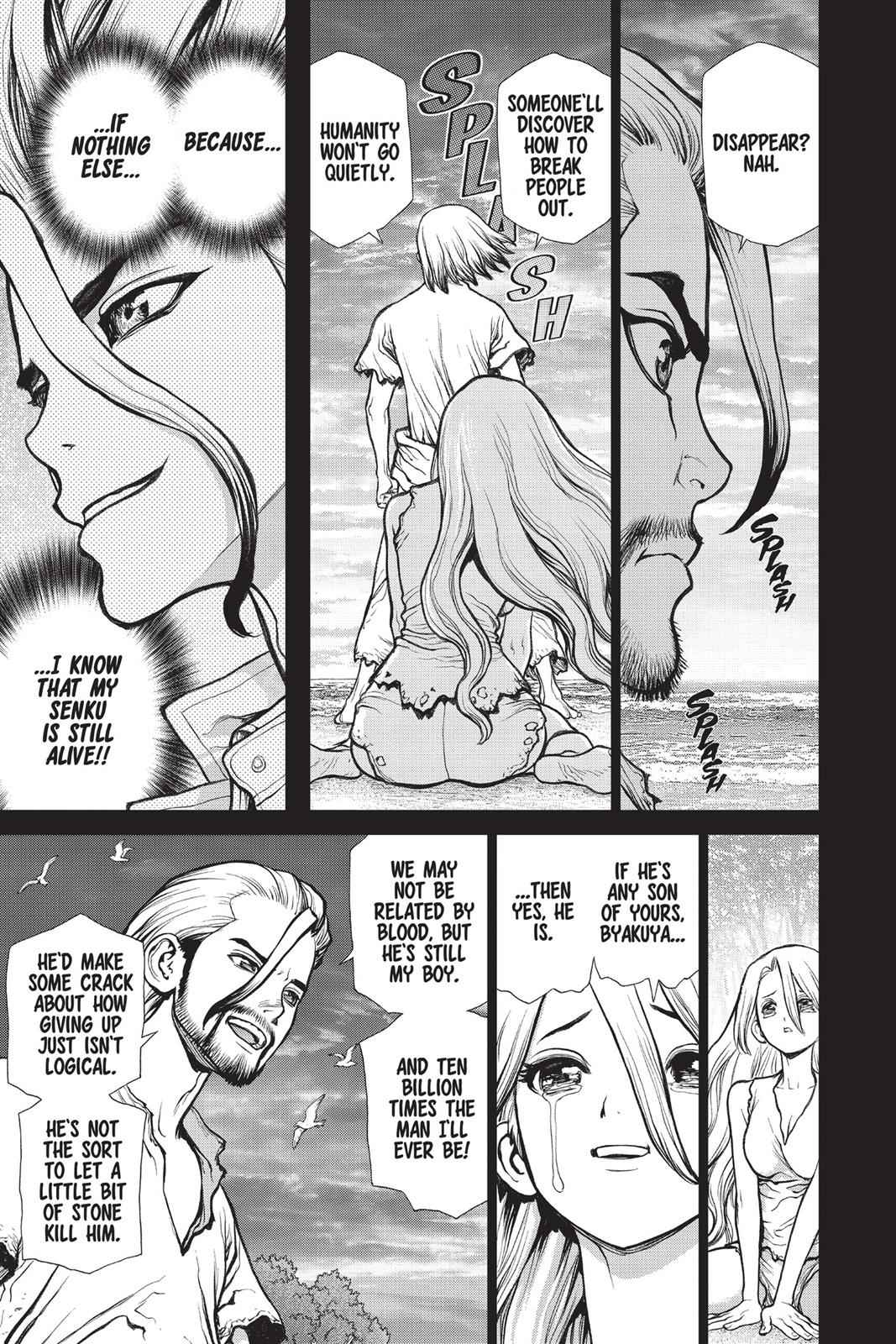 Dr. Stone Chapter 44 Page 22