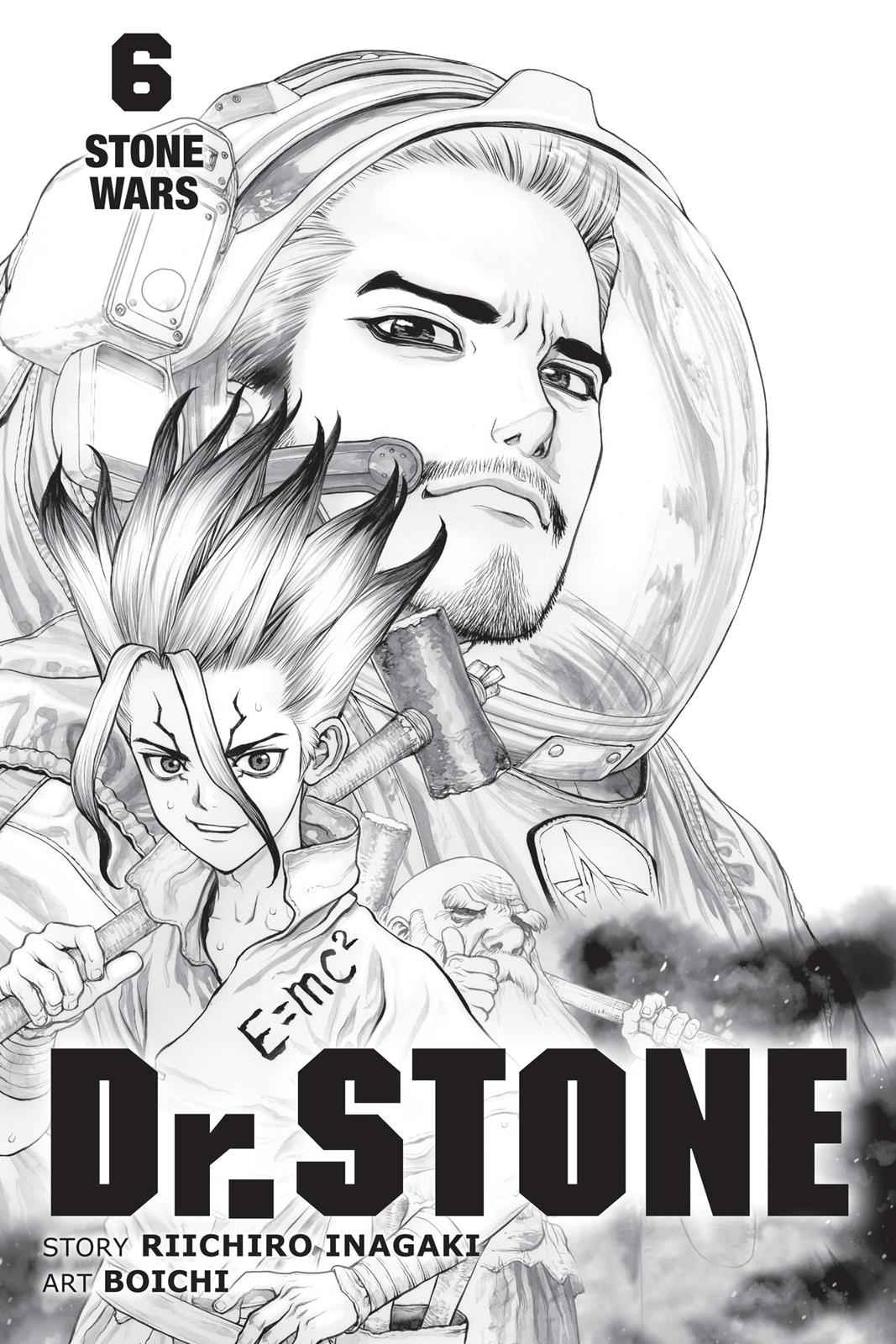 Dr. Stone Chapter 44 Page 4