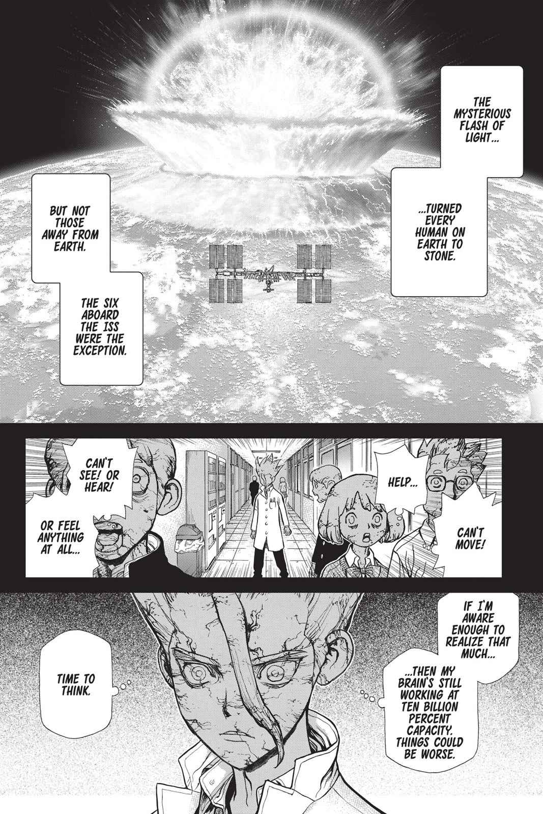Dr. Stone Chapter 44 Page 8
