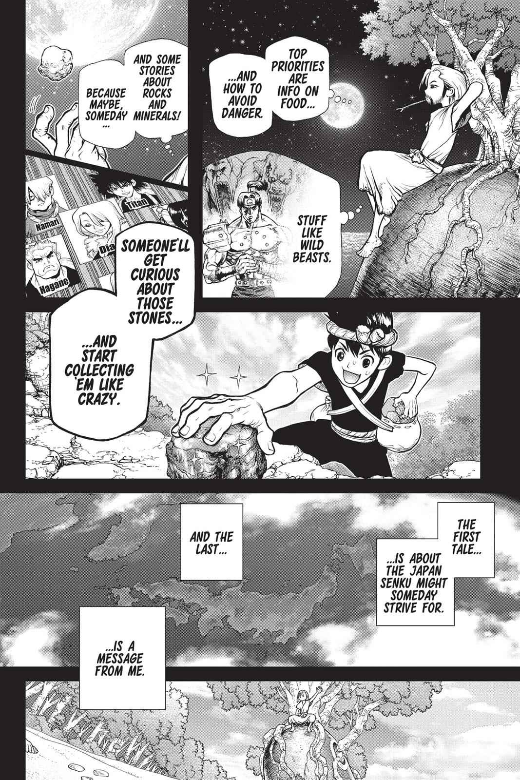 Dr. Stone Chapter 45 Page 10